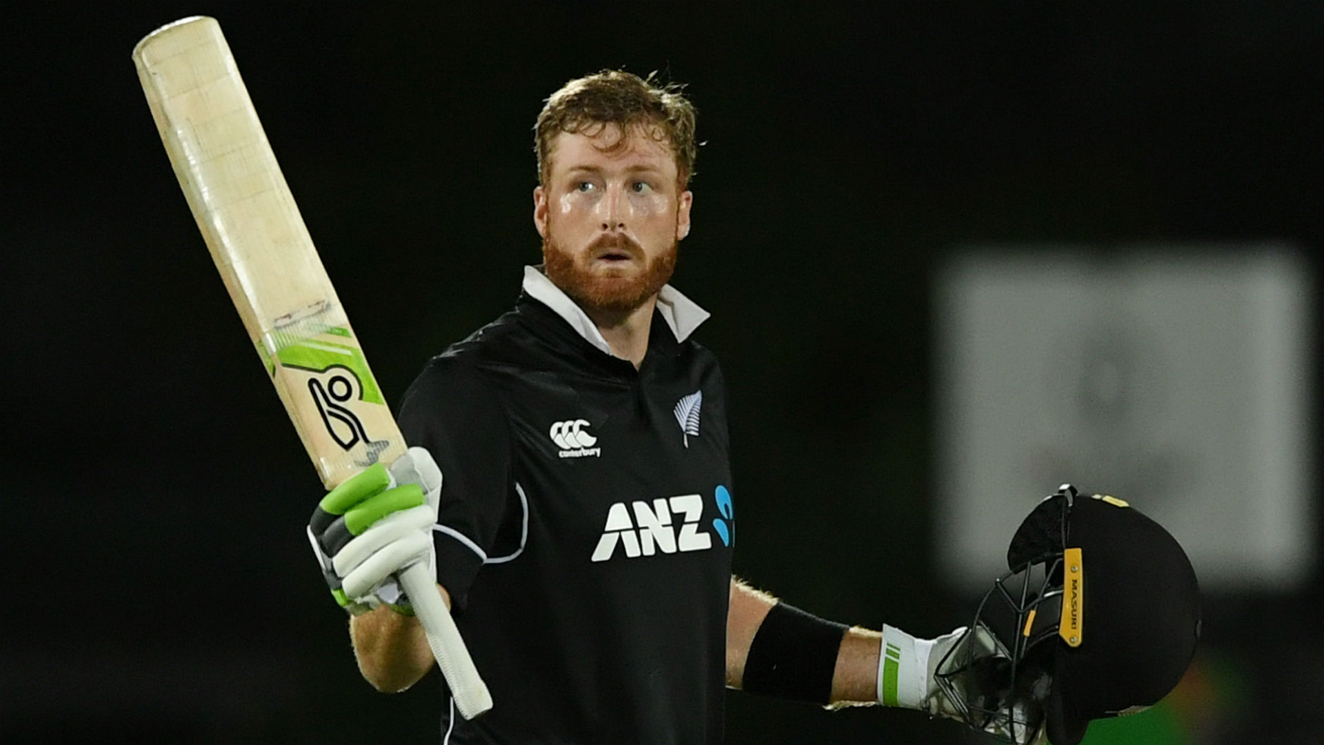 Guptill stars as New Zealand dominate Bangladesh