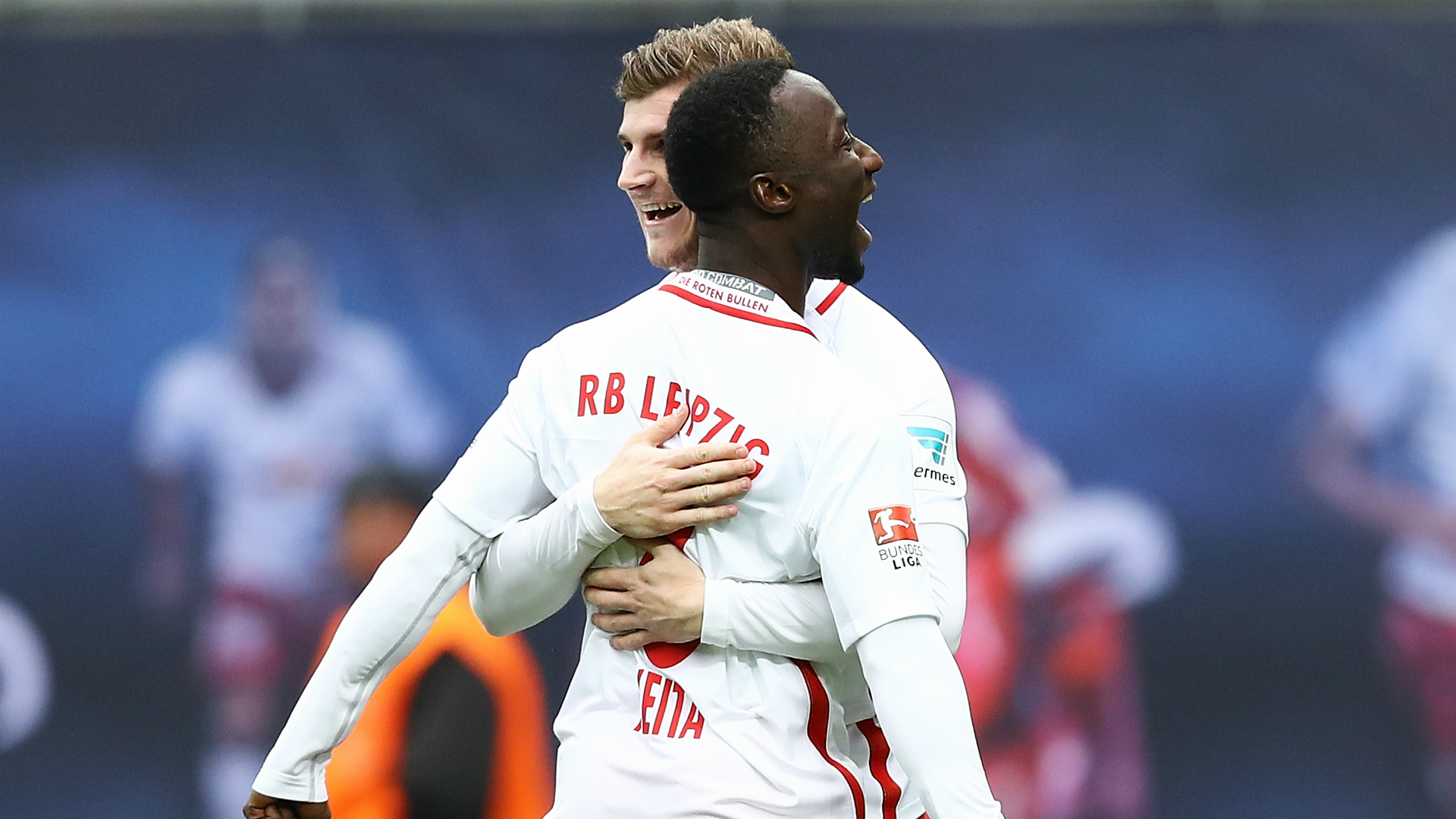 Keita and Mane keen for Werner to join Liverpool
