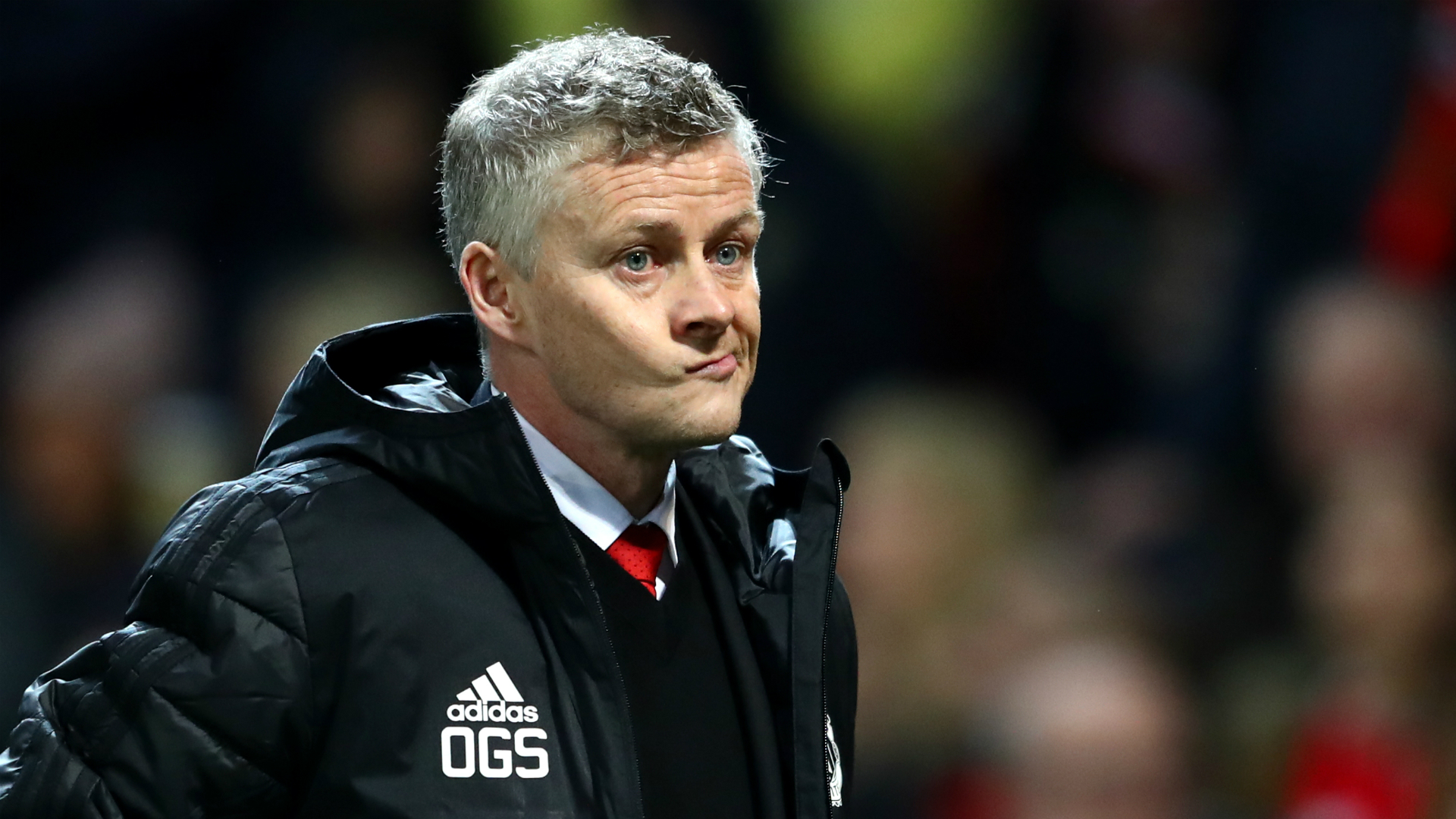 Mountains are there to be climbed - Solskjaer upbeat after United loss