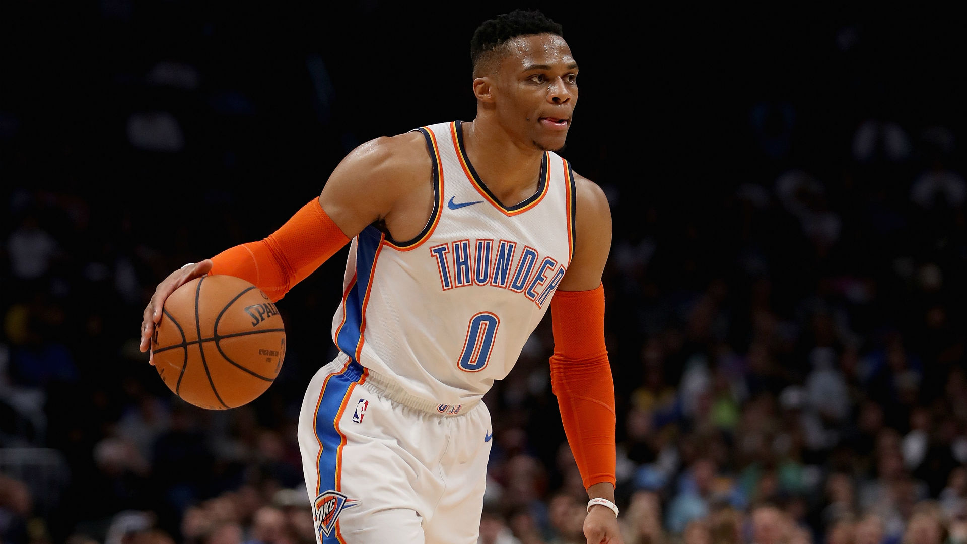 Russell Westbrook's triple-double streak by the numbers