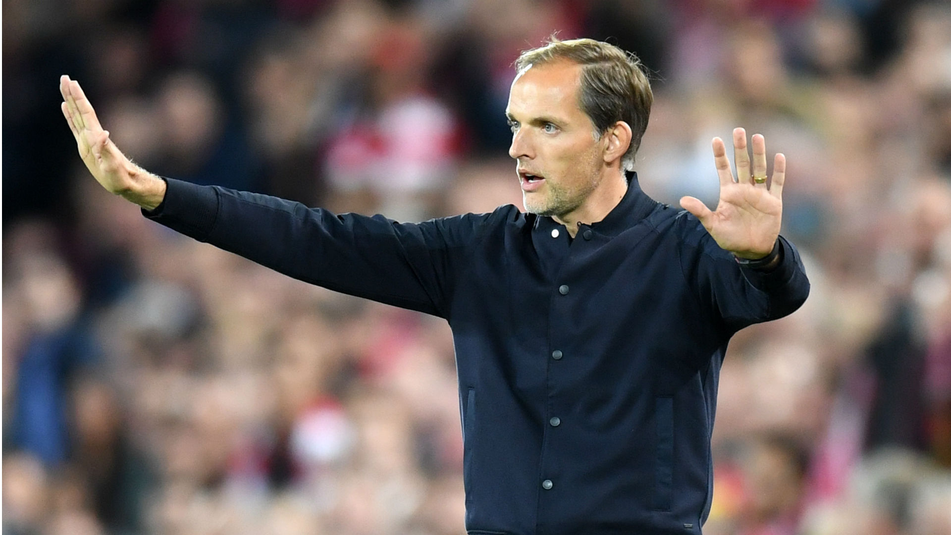 It's only half-time - Tuchel remaining grounded after PSG outclass United