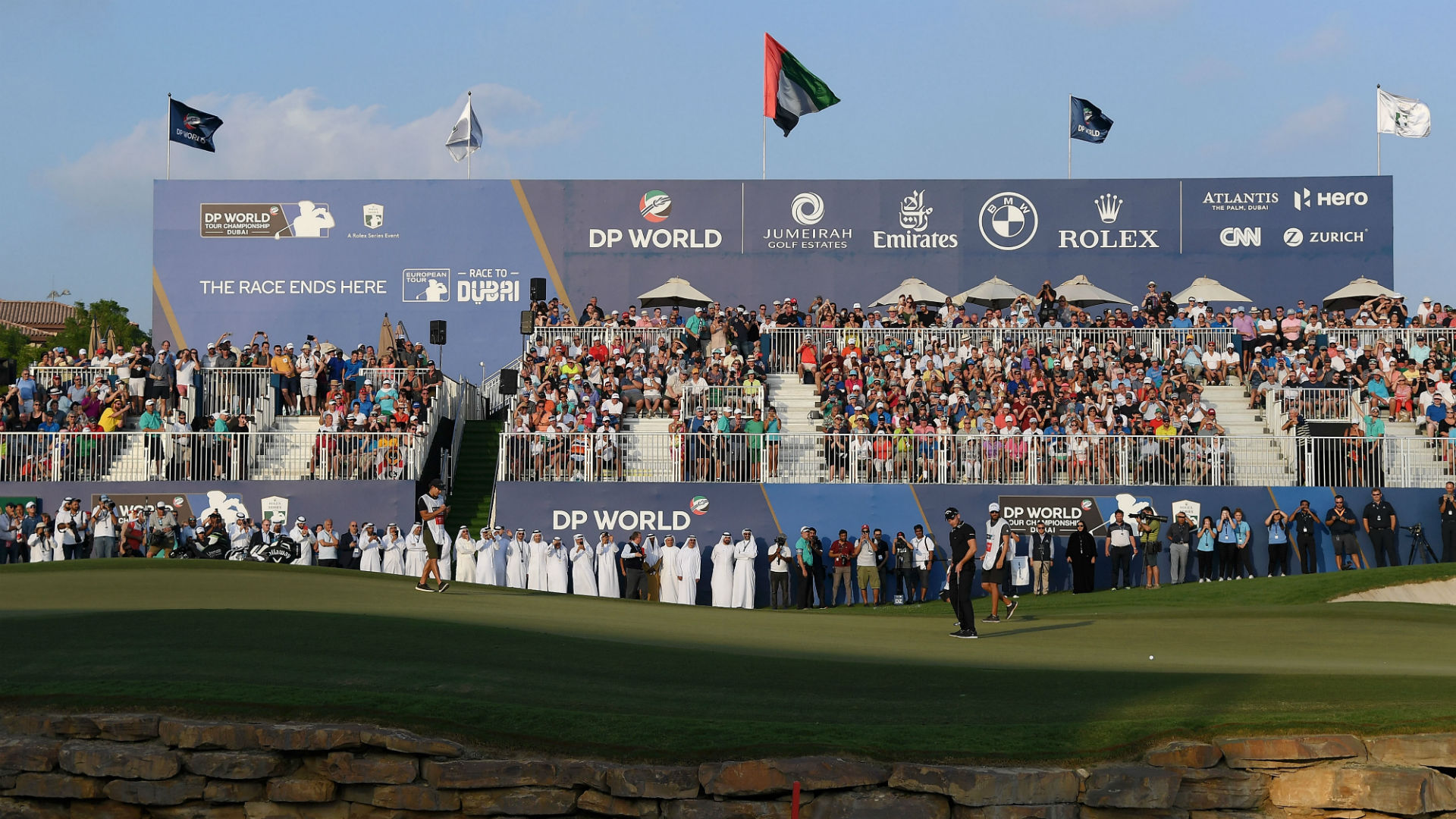 DP World Tour Championship offers 'biggest prize in golf'