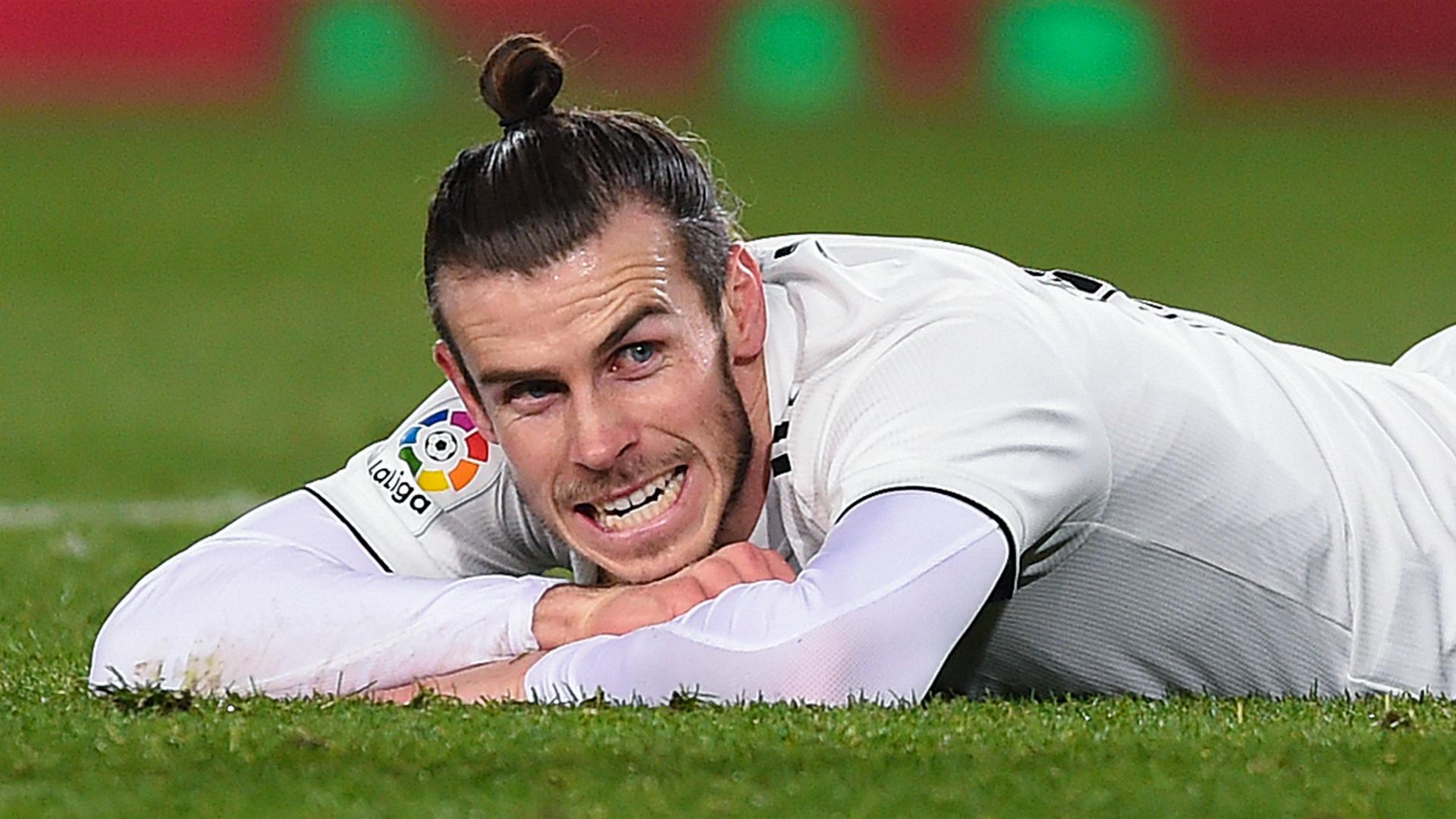 Bale at risk of 12-game ban for Madrid derby celebration