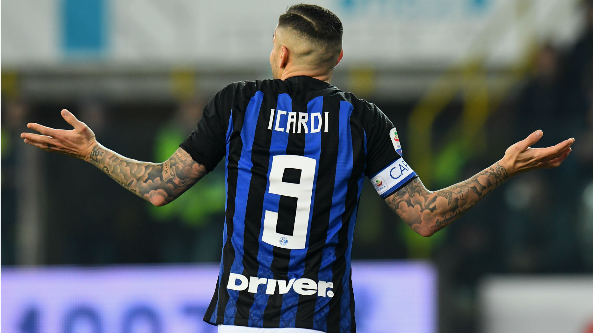 Icardi pulled out of Inter squad - Spalletti