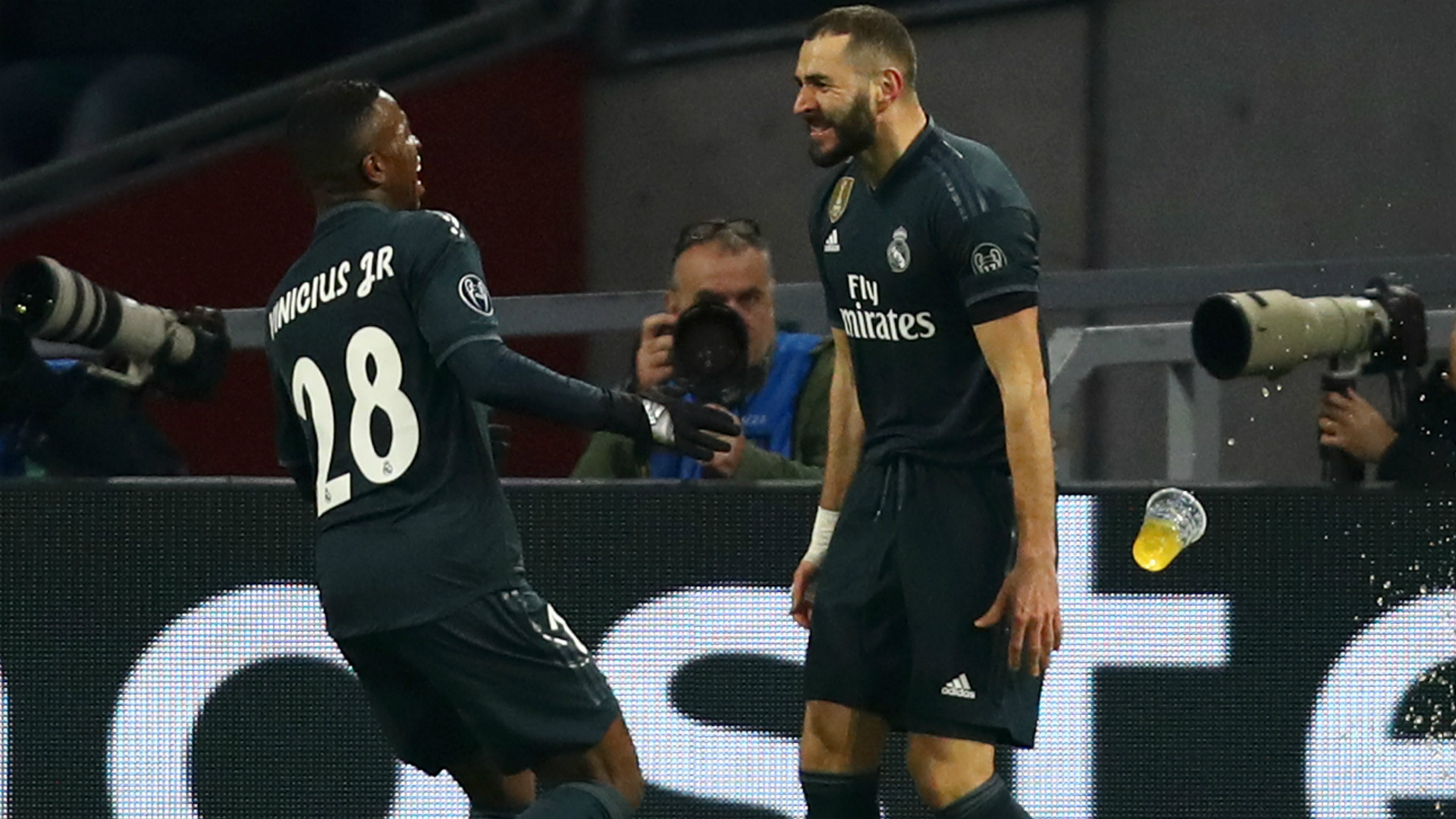 Ajax 1 Real Madrid 2: Asensio strikes late after VAR controversy