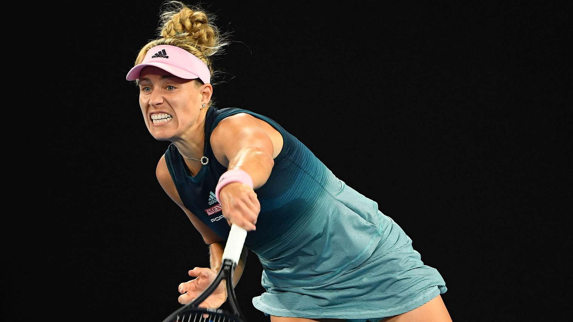 Halep and Kerber deliver in Doha after Pliskova withdrawal
