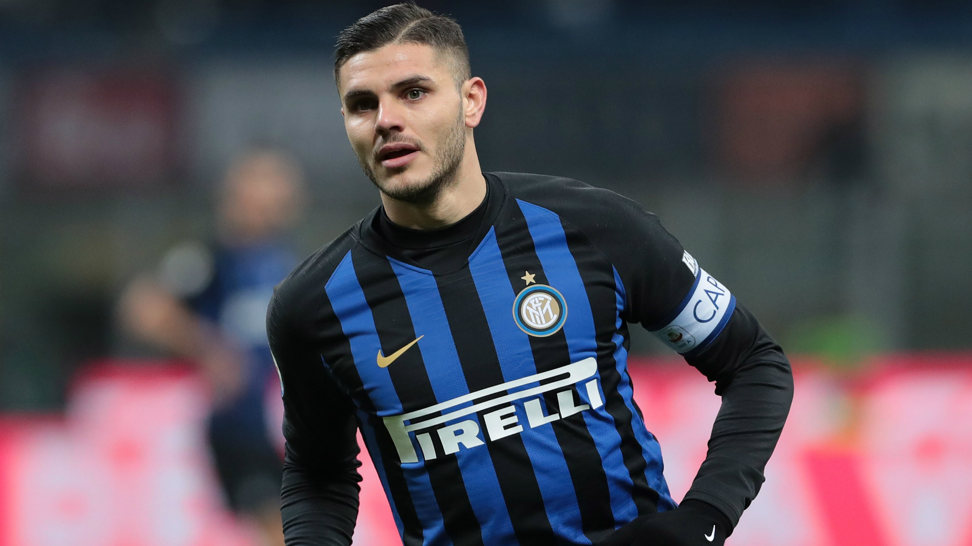 Icardi hints at injury after pulling out of Inter squad