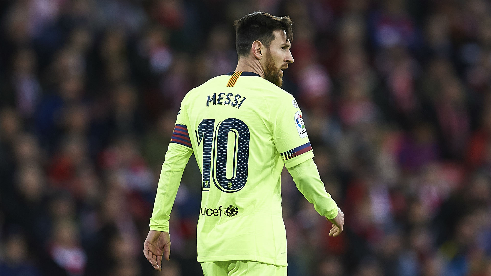 Messi's relationship with Barcelona will continue 'forever' - Bartomeu