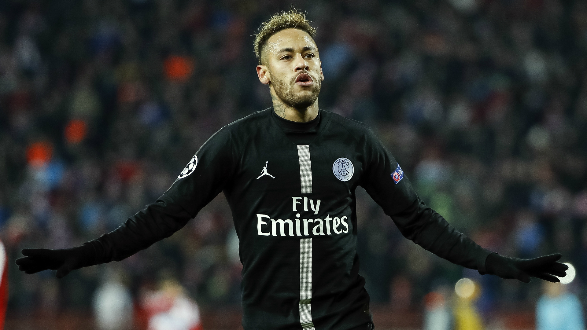 Neymar: PSG will win the Champions League