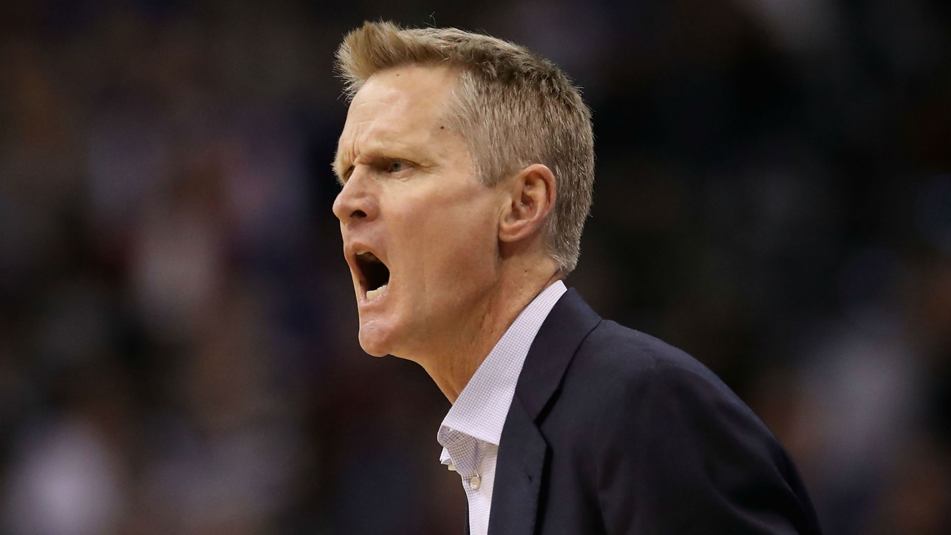 Stephen Curry shares ejected coach Steve Kerr's frustration: 'The fire came out'
