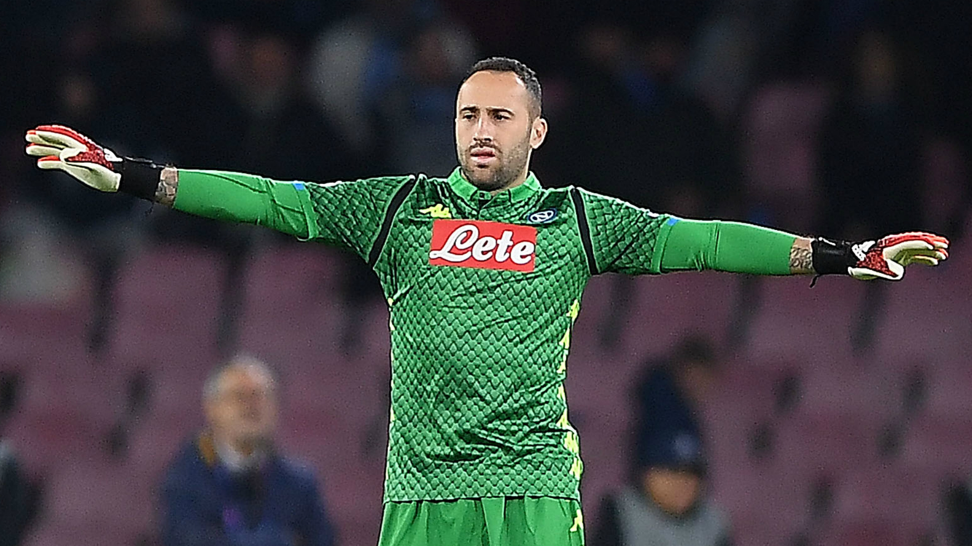 Ospina eyes South America switch as Napoli back Meret