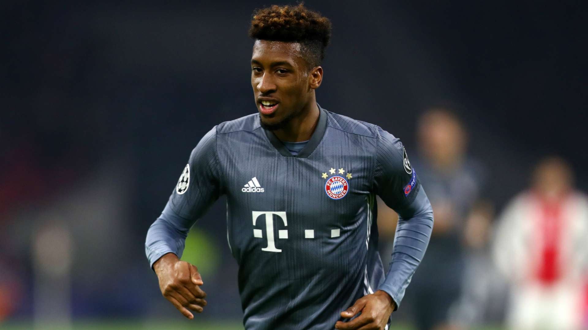 Coman cleared to face Liverpool after ankle scare