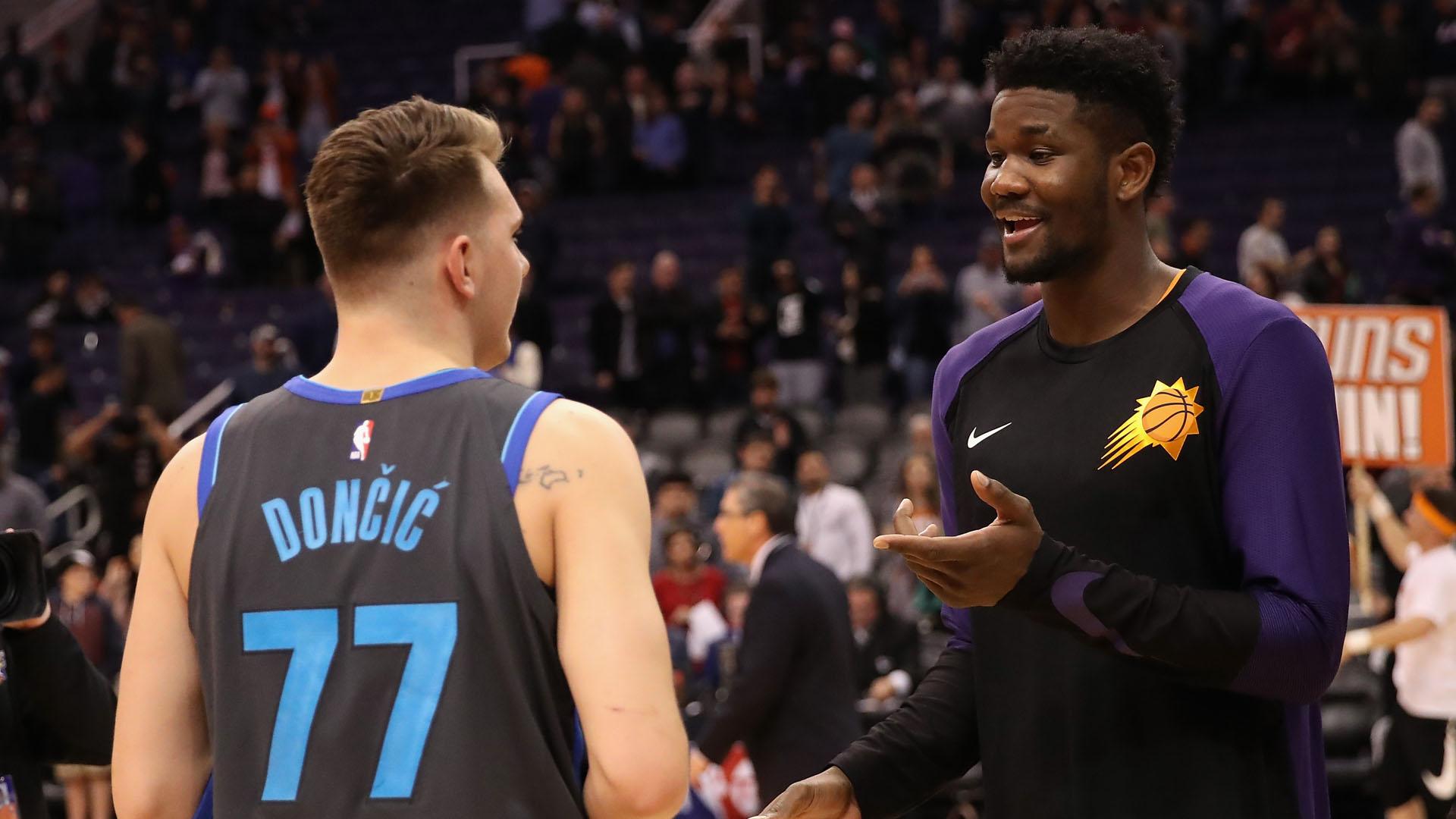 01e7b1a48 NBA All-Star 2019  Deandre Ayton ready for Rising Stars Challenge ...
