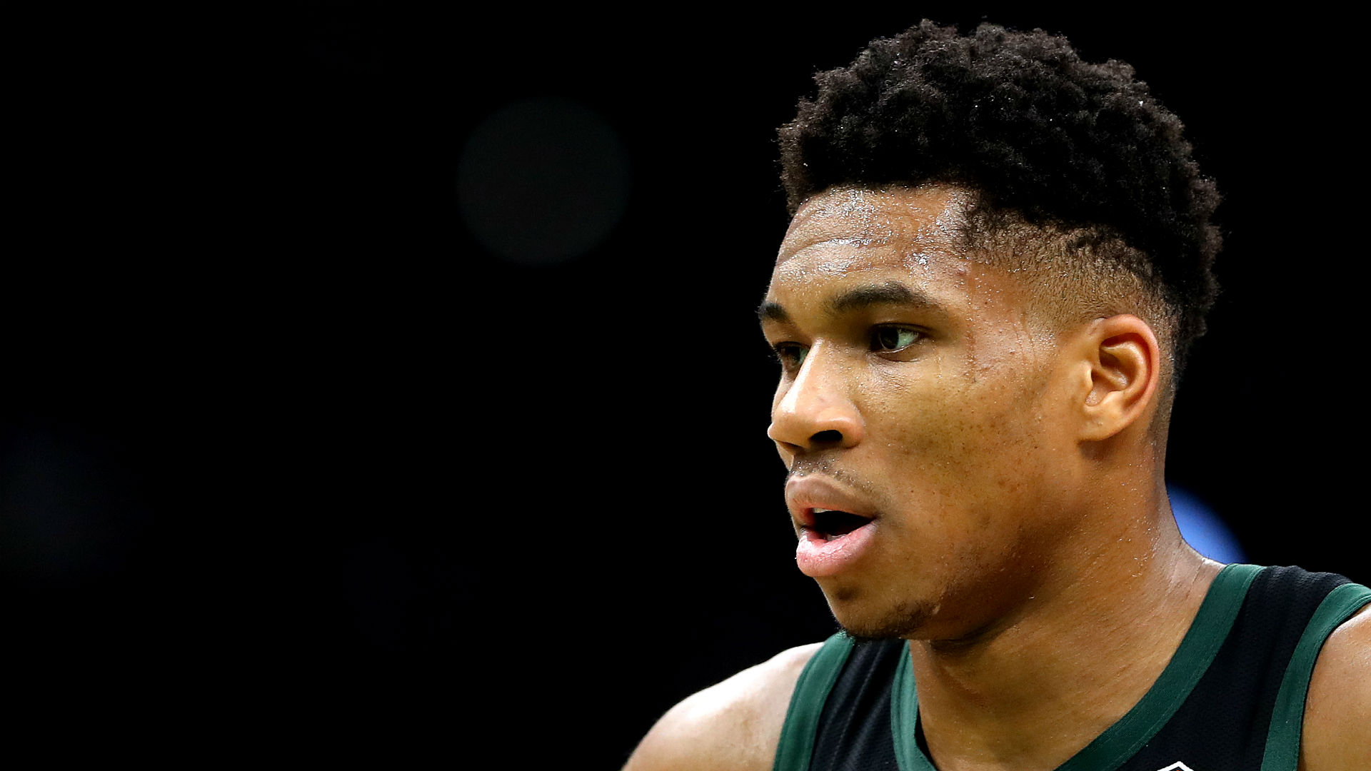 Giannis Antetokounmpo details how he was discovered in new documentary