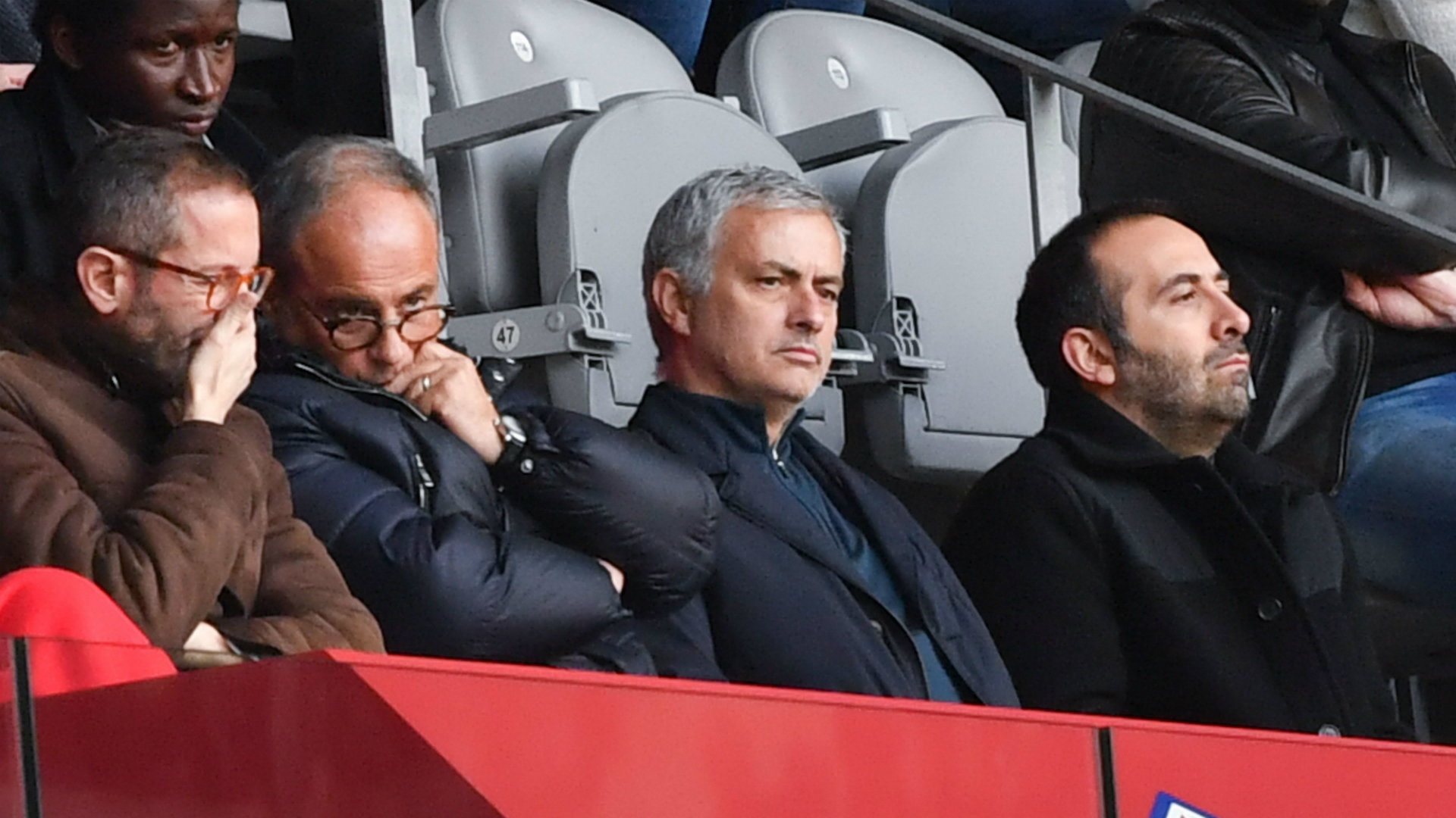 Jose Mourinho open to Ligue 1 job
