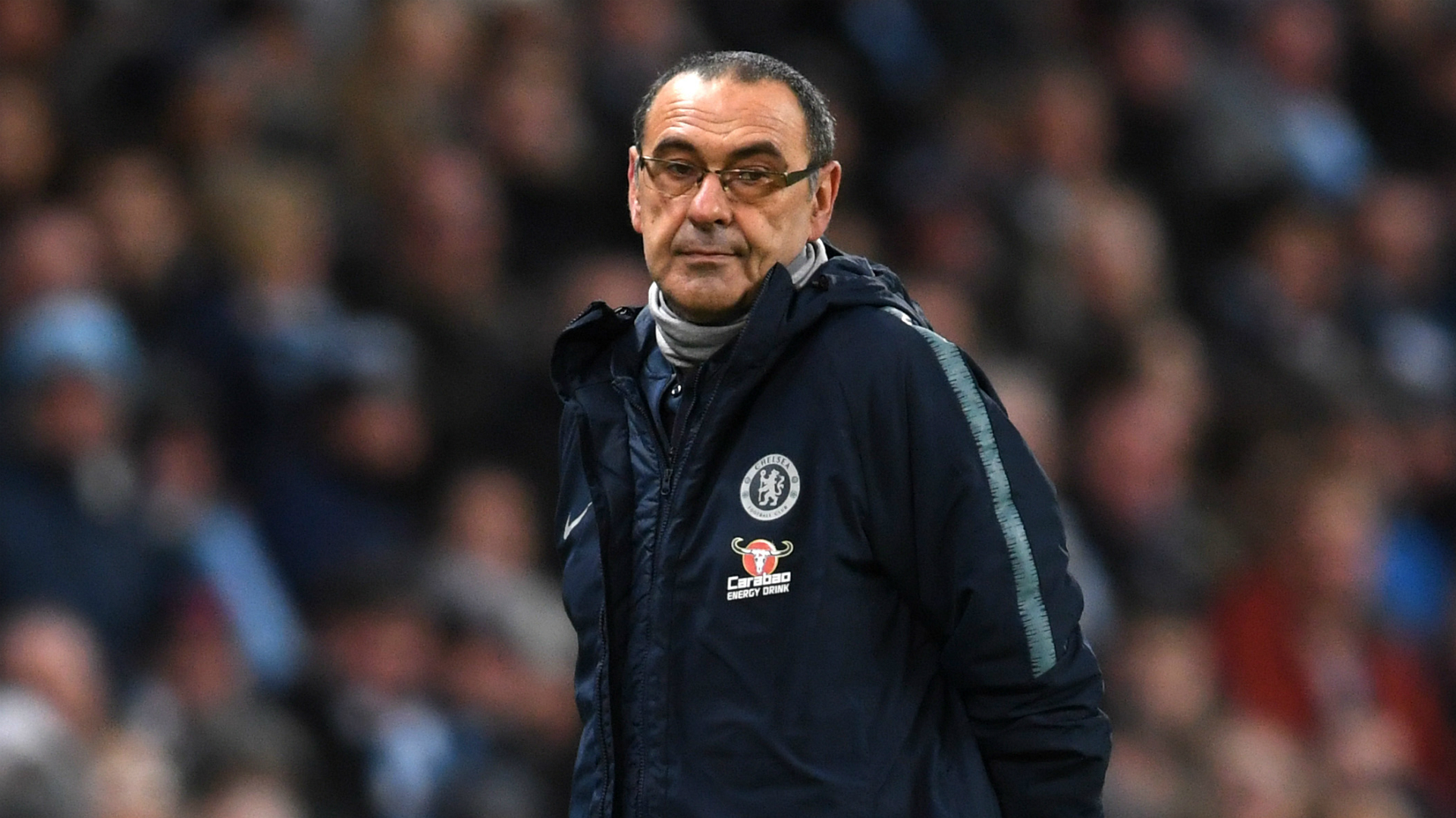 Guardiola was questioned too – Zola says Sarri needs time