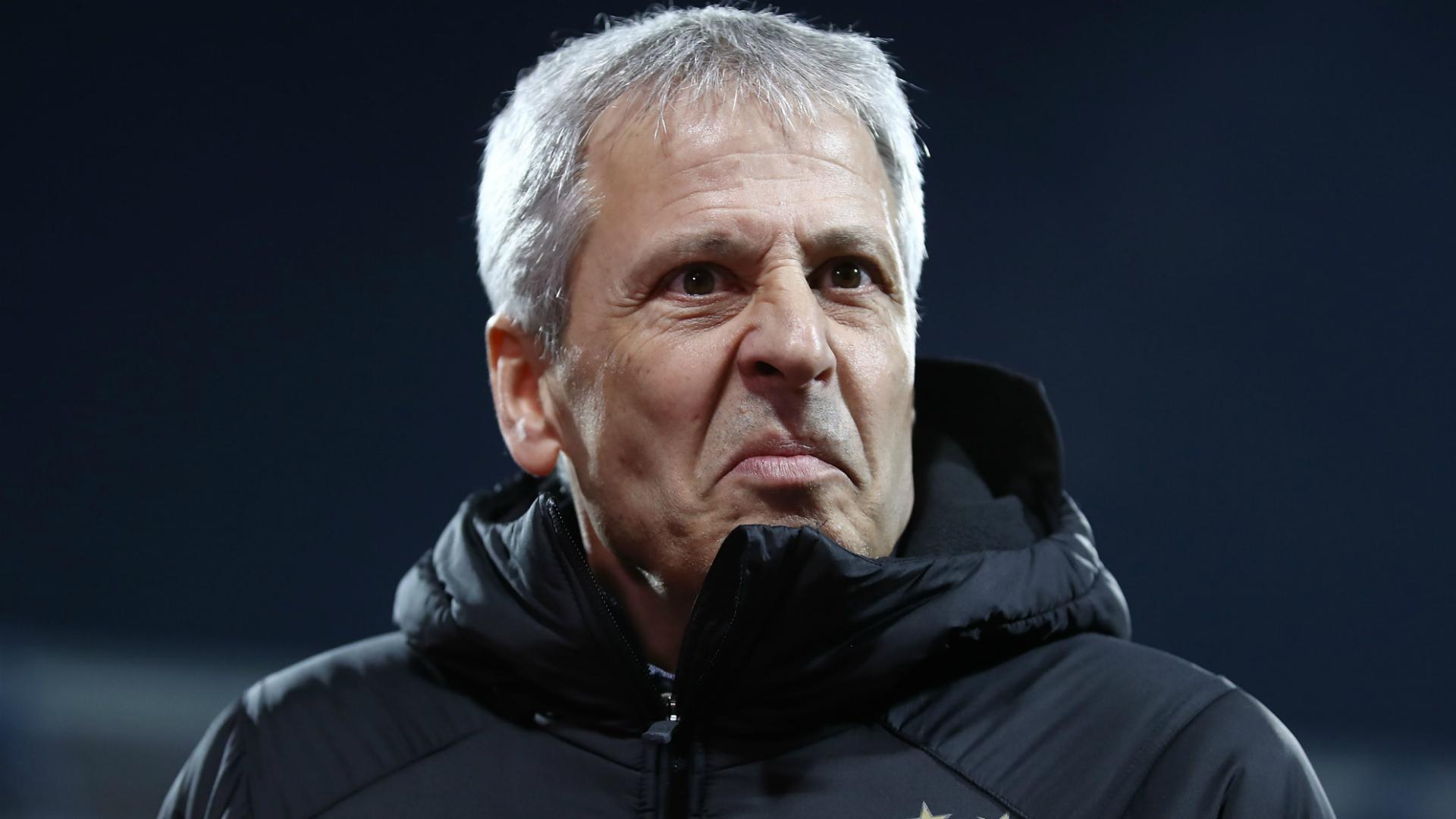Favre not worried despite Dortmund's five-game winless run
