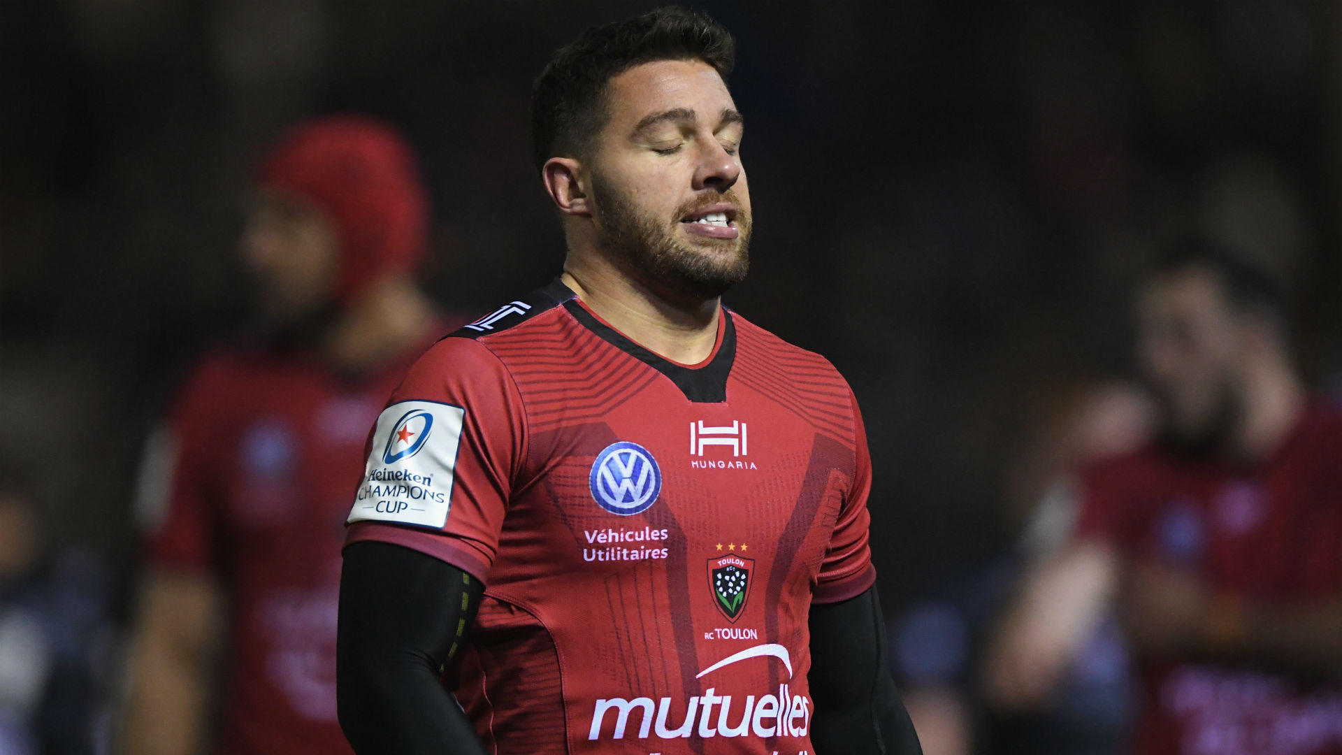 Webb outlines commitment to Toulon after president's outburst