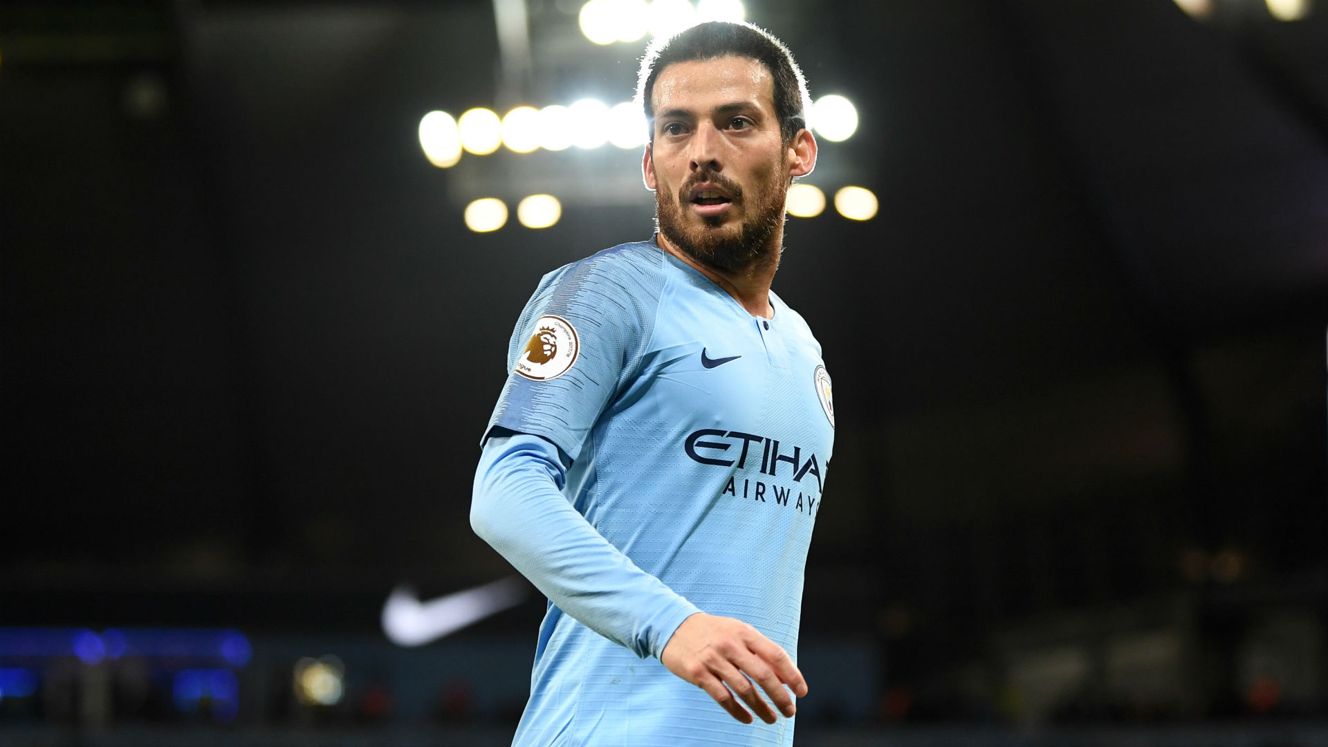 Gundogan marvels at Man City team-mate David Silva