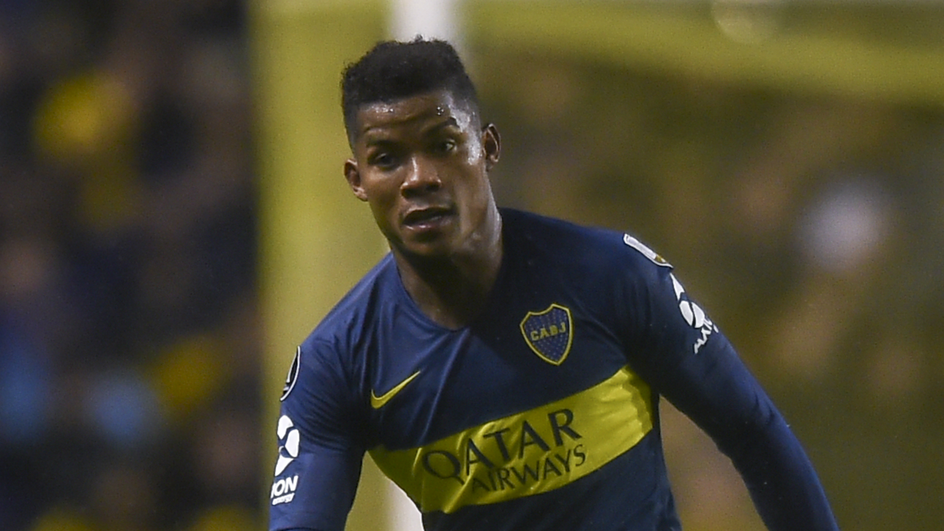 Zenit sign Boca's Barrios to replace Paredes