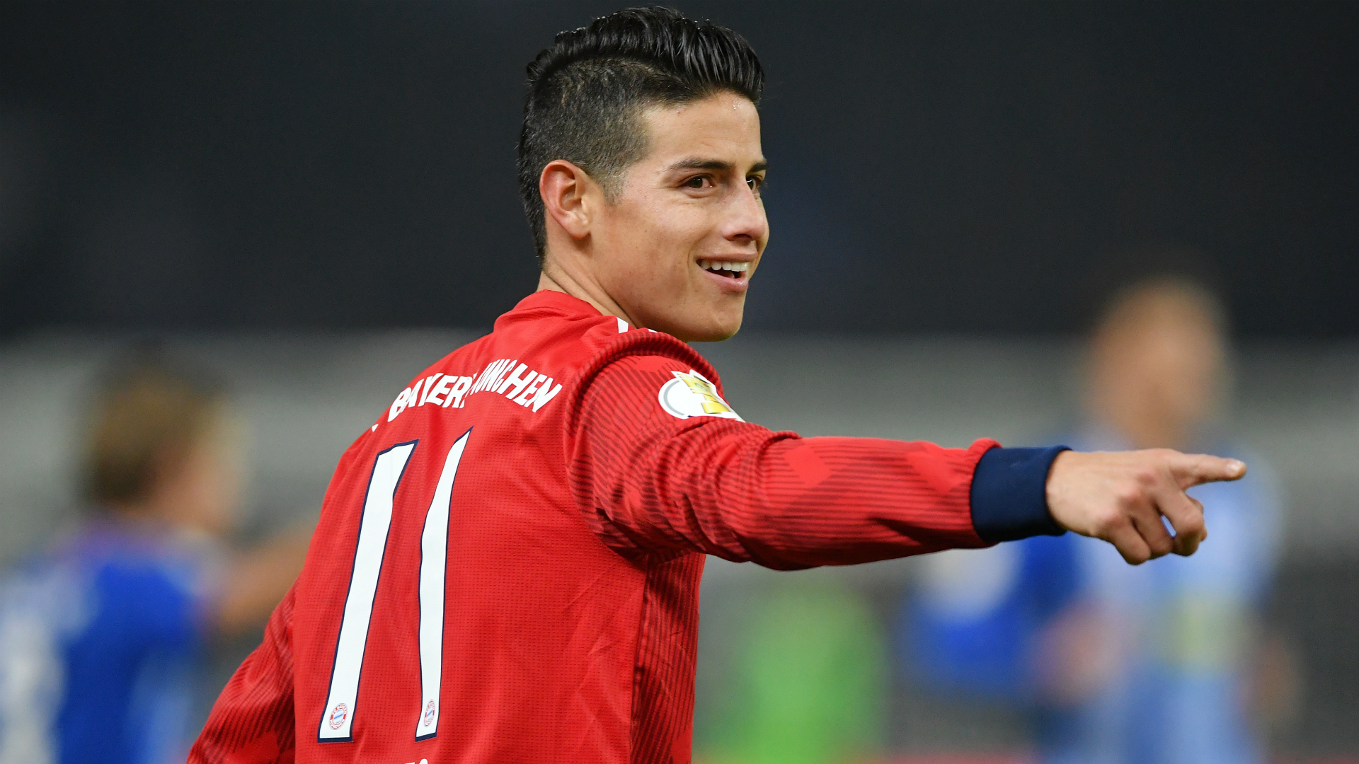I have everything in Madrid - James hints at return to Spain