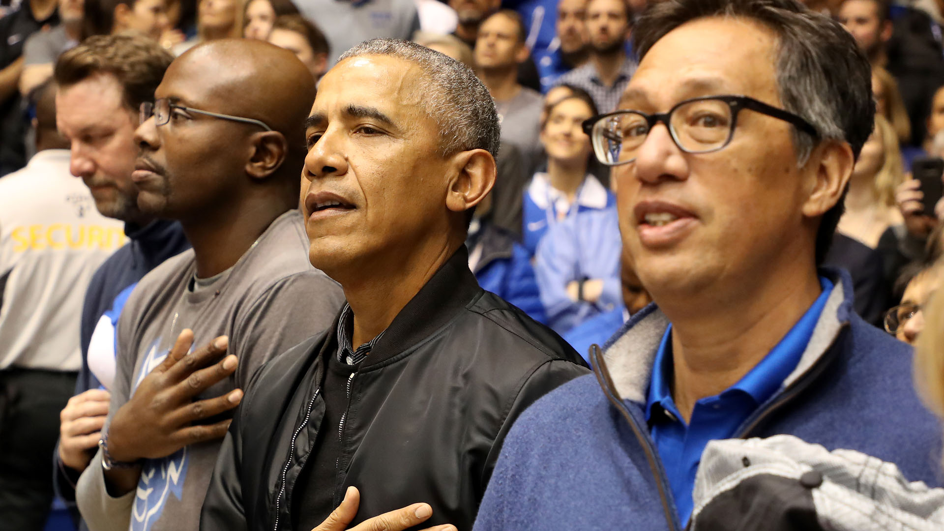 Barack Obama wishes Zion Williamson a 'speedy recovery'