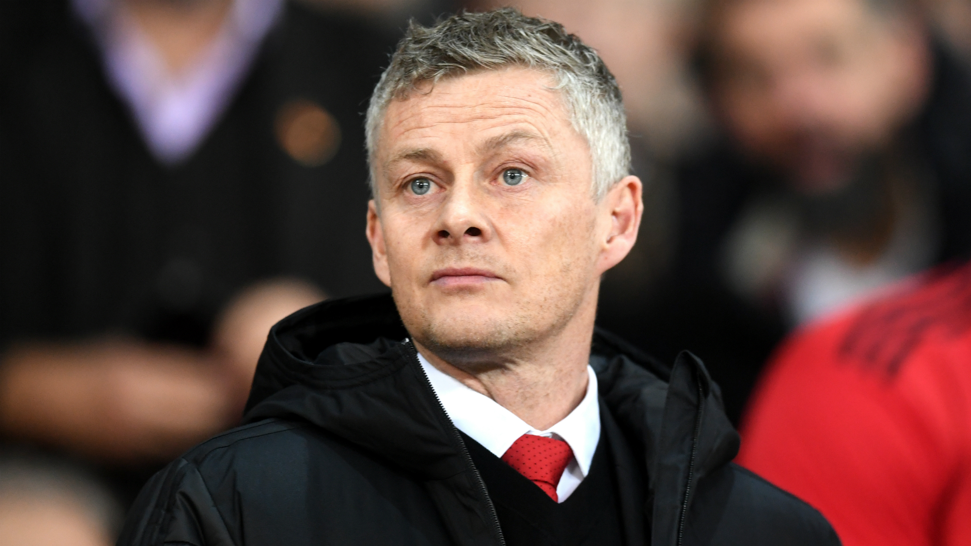 Solskjaer: United must keep emotions in check against Liverpool