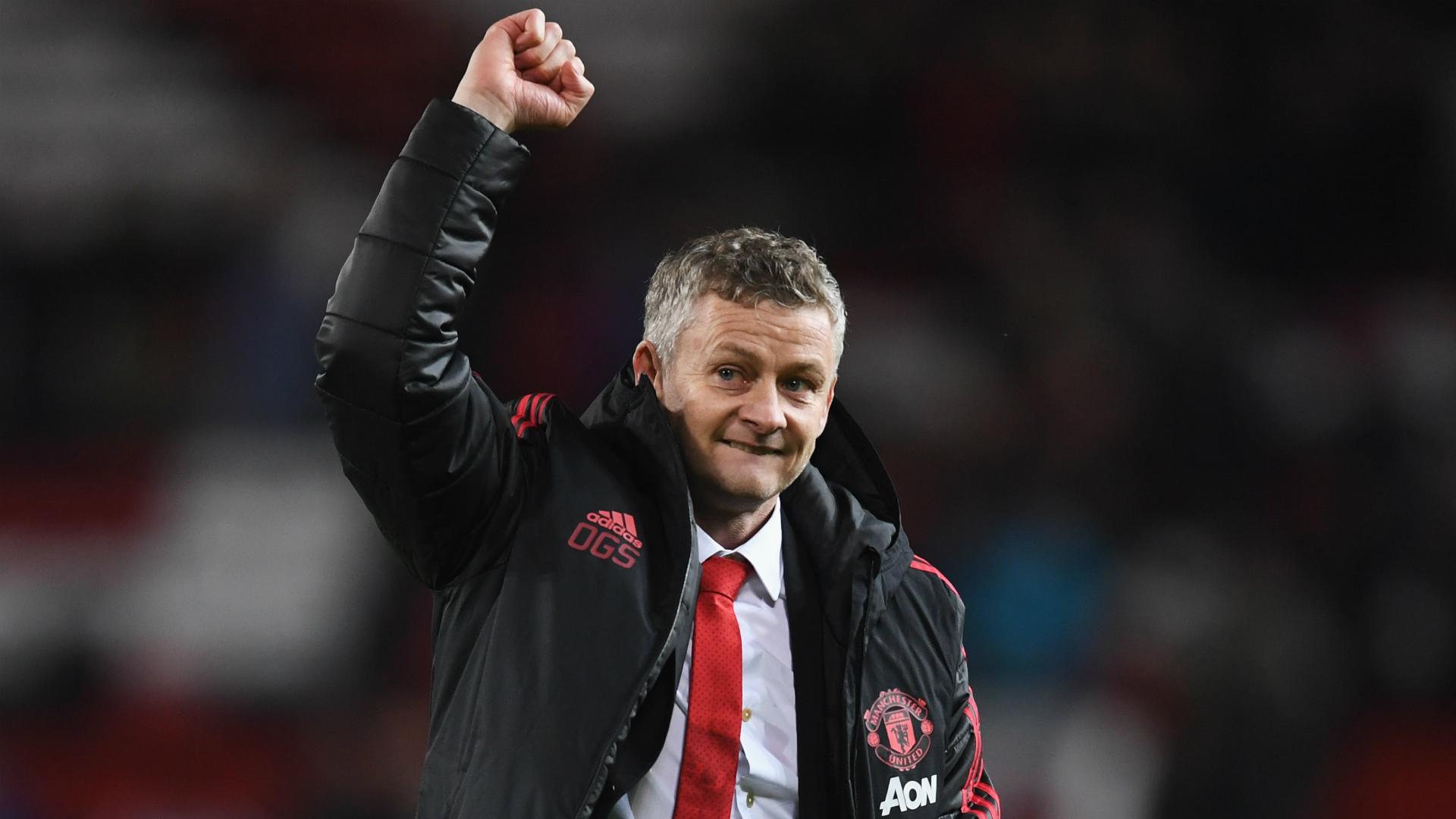 No doubt Solskjaer will get United job - Klopp
