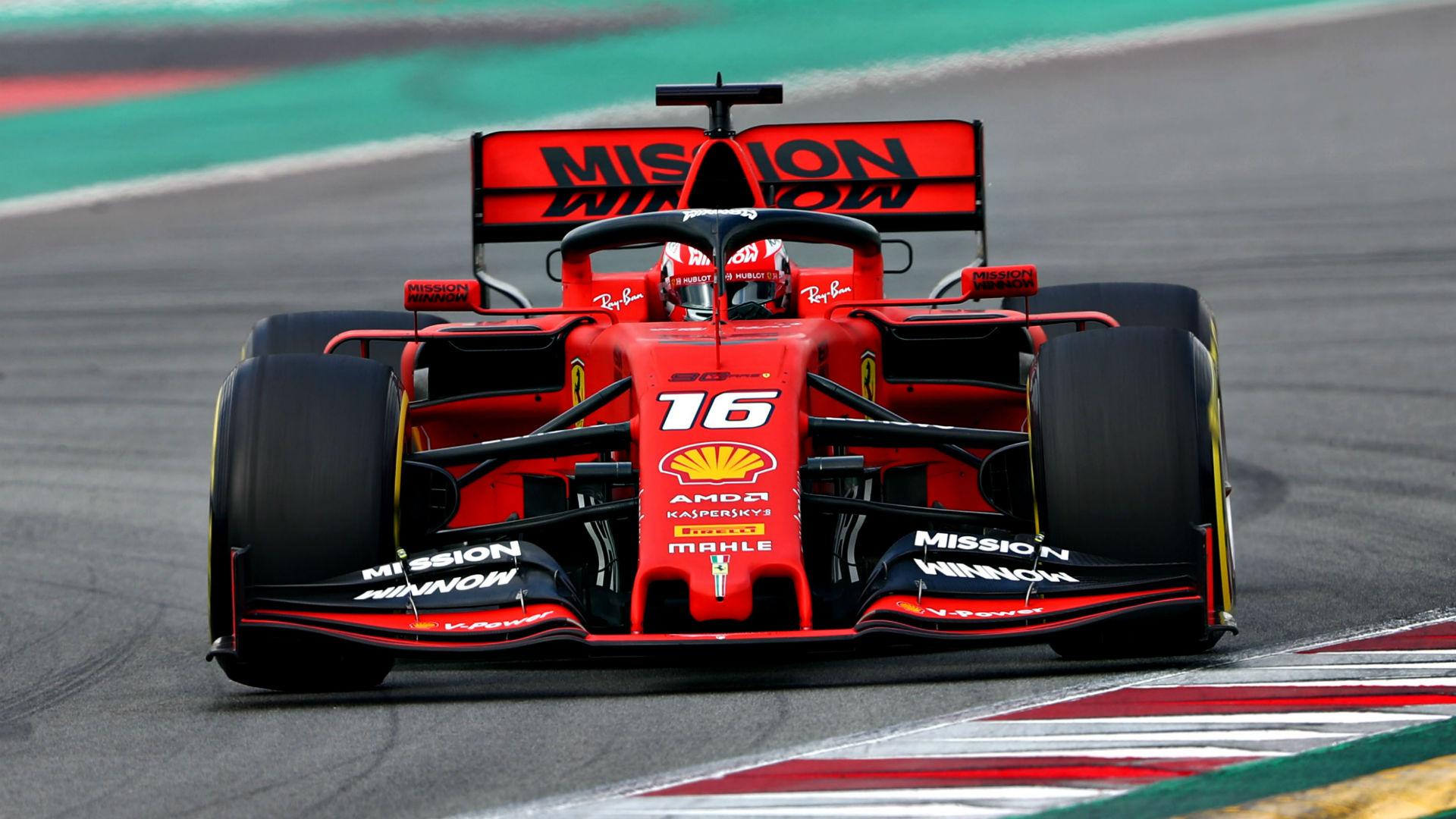 Wolff Compares Ferrari New Recruit Leclerc To Young Hamilton Motorsports News Stadium Astro