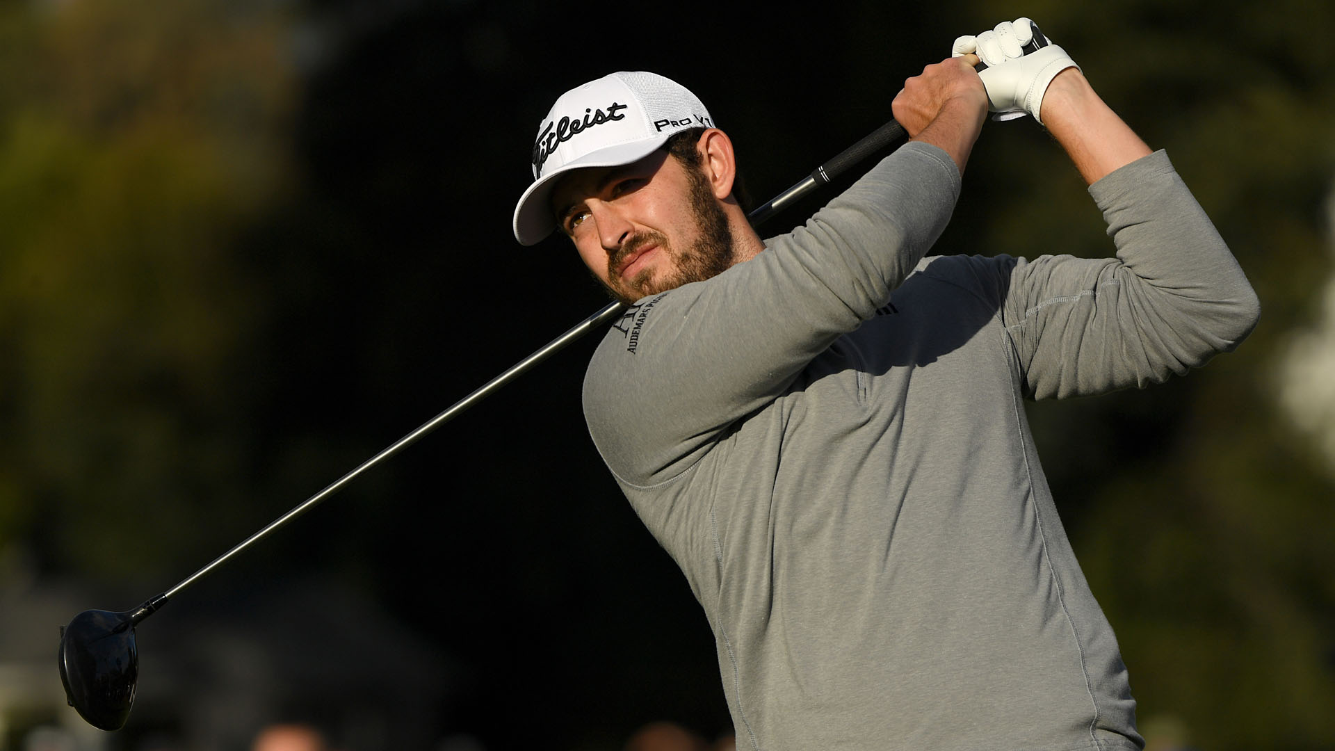 WATCH: Cantlay goes close to hole-in-one on par four