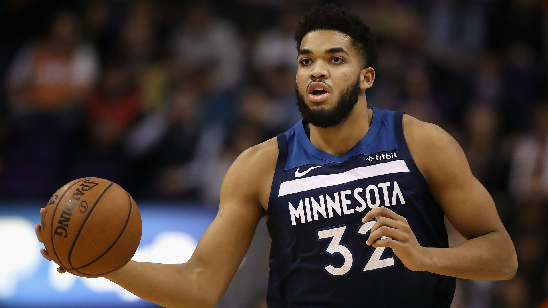 Timberwolves Karl Anthony Towns Remains In Concussion Protocol
