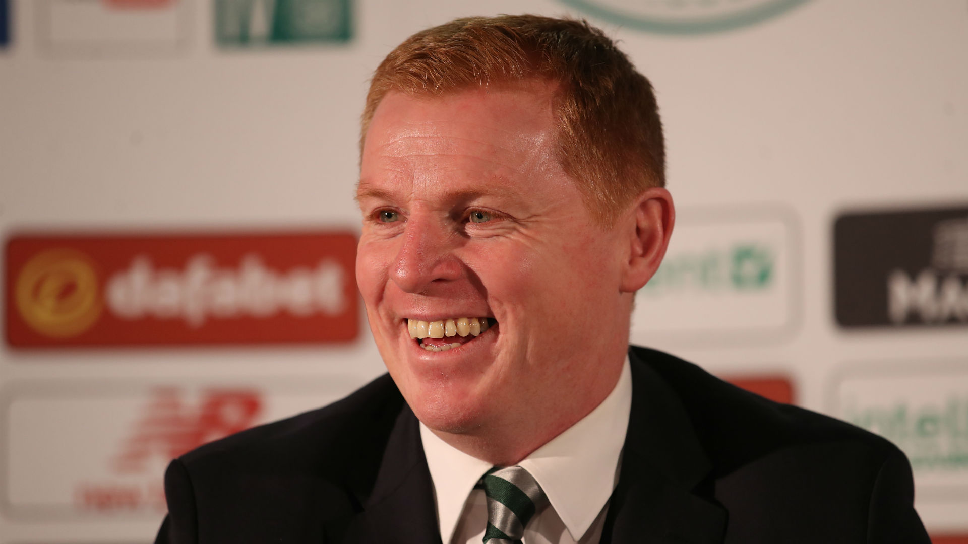 Lennon delighted to swap Speedos for Celtic job