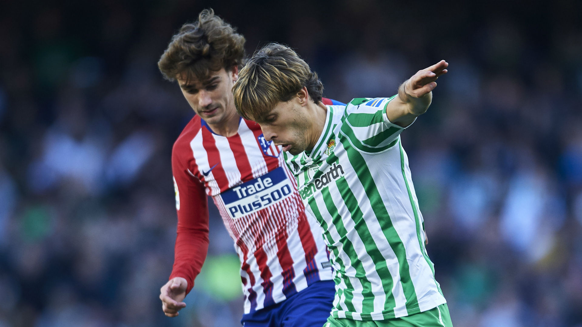 Real Betis 1 Atletico Madrid 0: Canales' penalty dents Atletico's title hopes