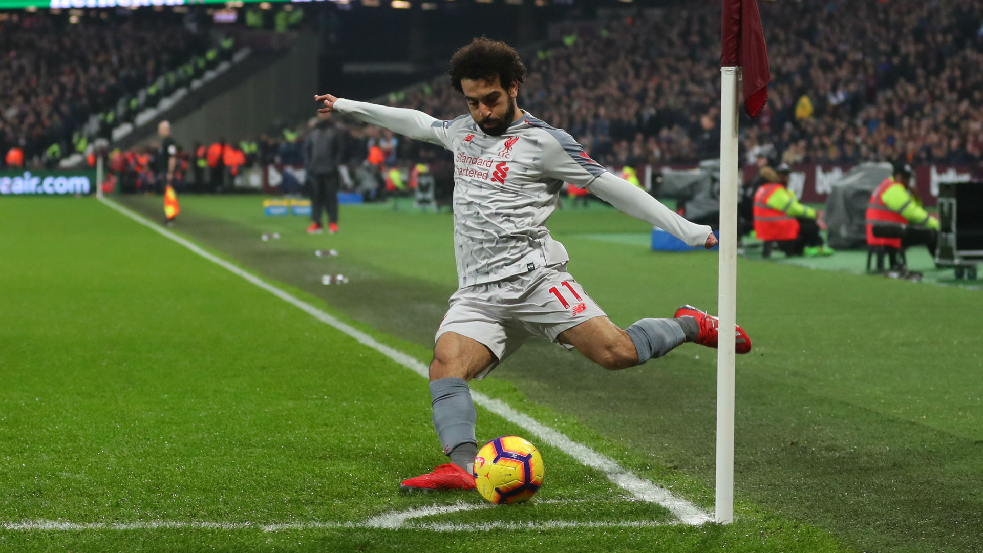 West Ham investigating racist abuse of Salah