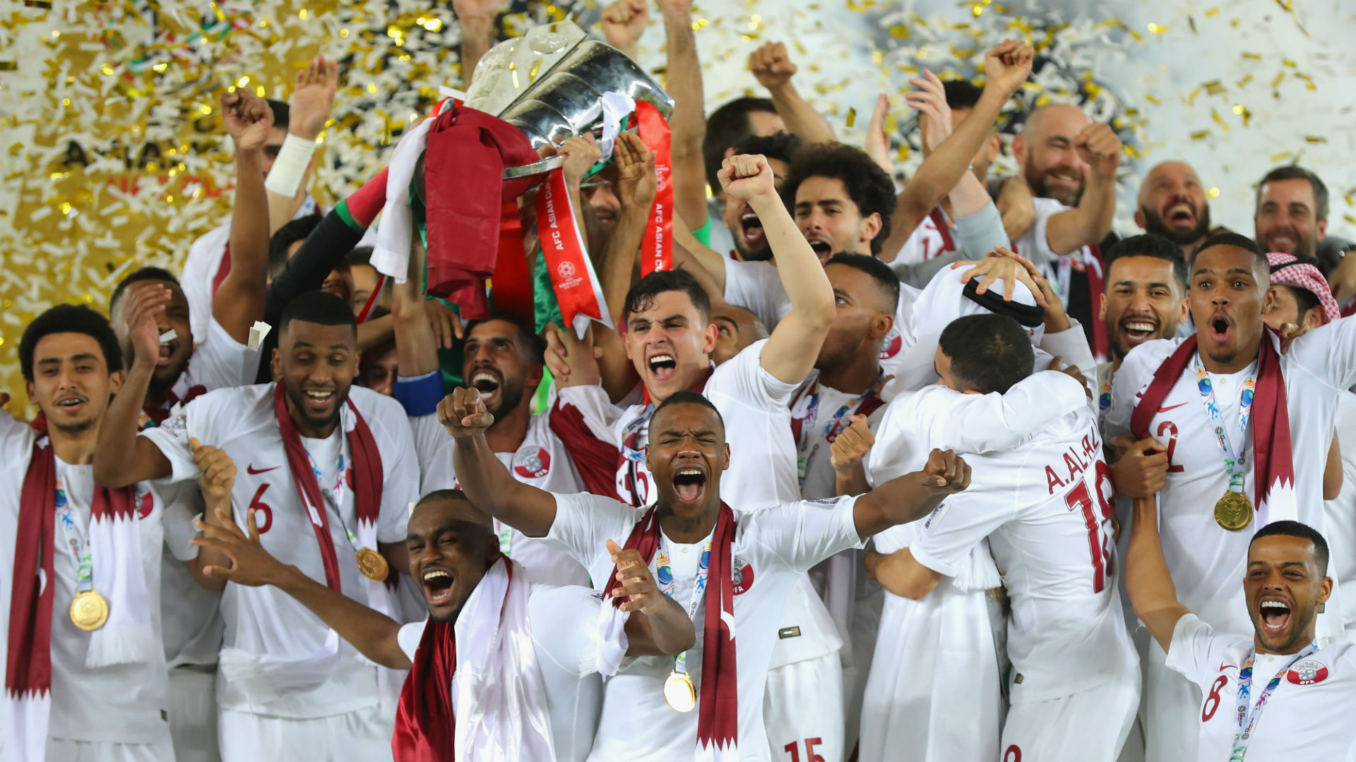 Qatar climb 38 places in FIFA rankings after Asian Cup triumph