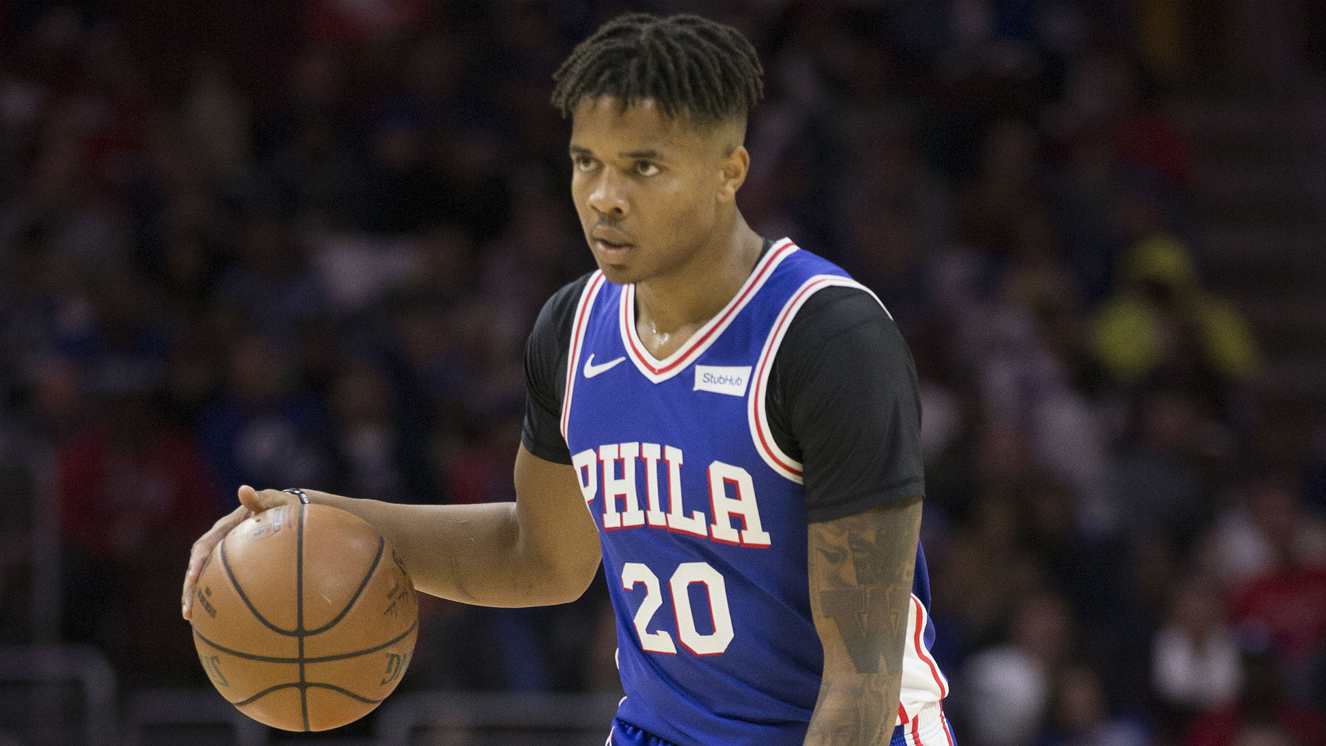 Sixers trade former top pick Fultz to Magic | BASKETBALL