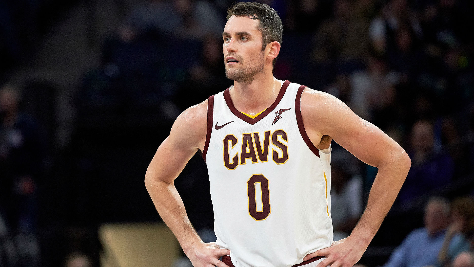 Kevin Love injury update: Cavaliers forward could return Friday night against Wizards