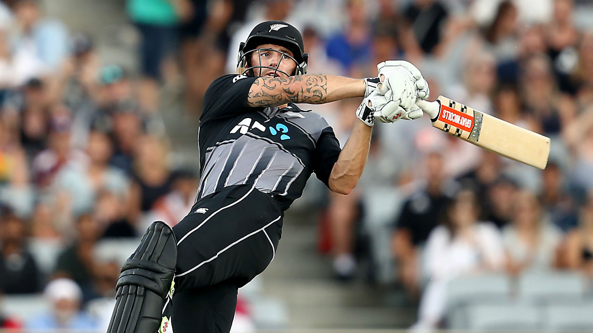 Bracewell and Kuggeleijn set up Black Caps T20 win