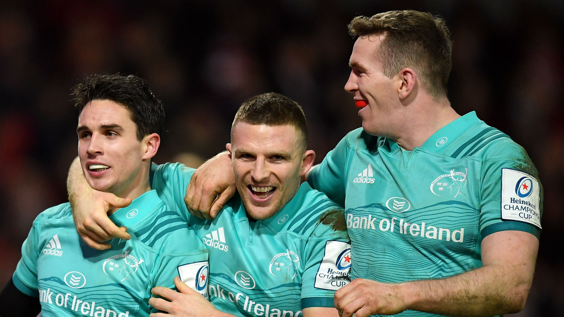 Munster dish out Champions Cup thrashing to Gloucester