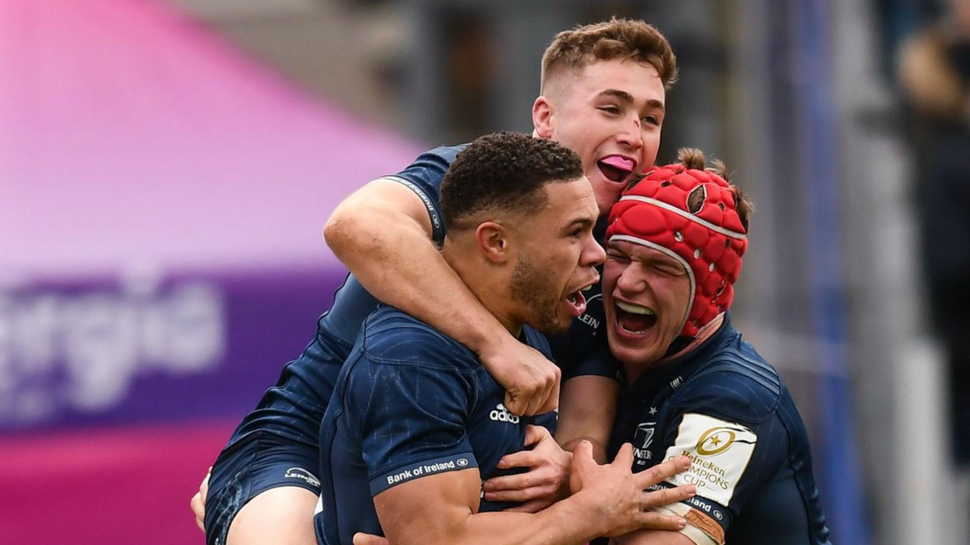 Leinster, Ulster and Edinburgh beat Top 14 heavyweights