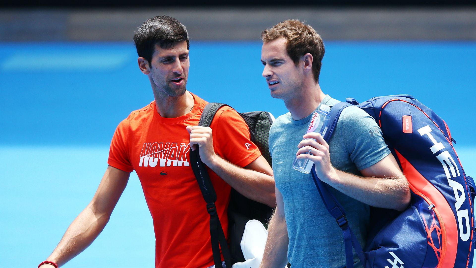 Djokovic: I can relate to Murray's injury woe