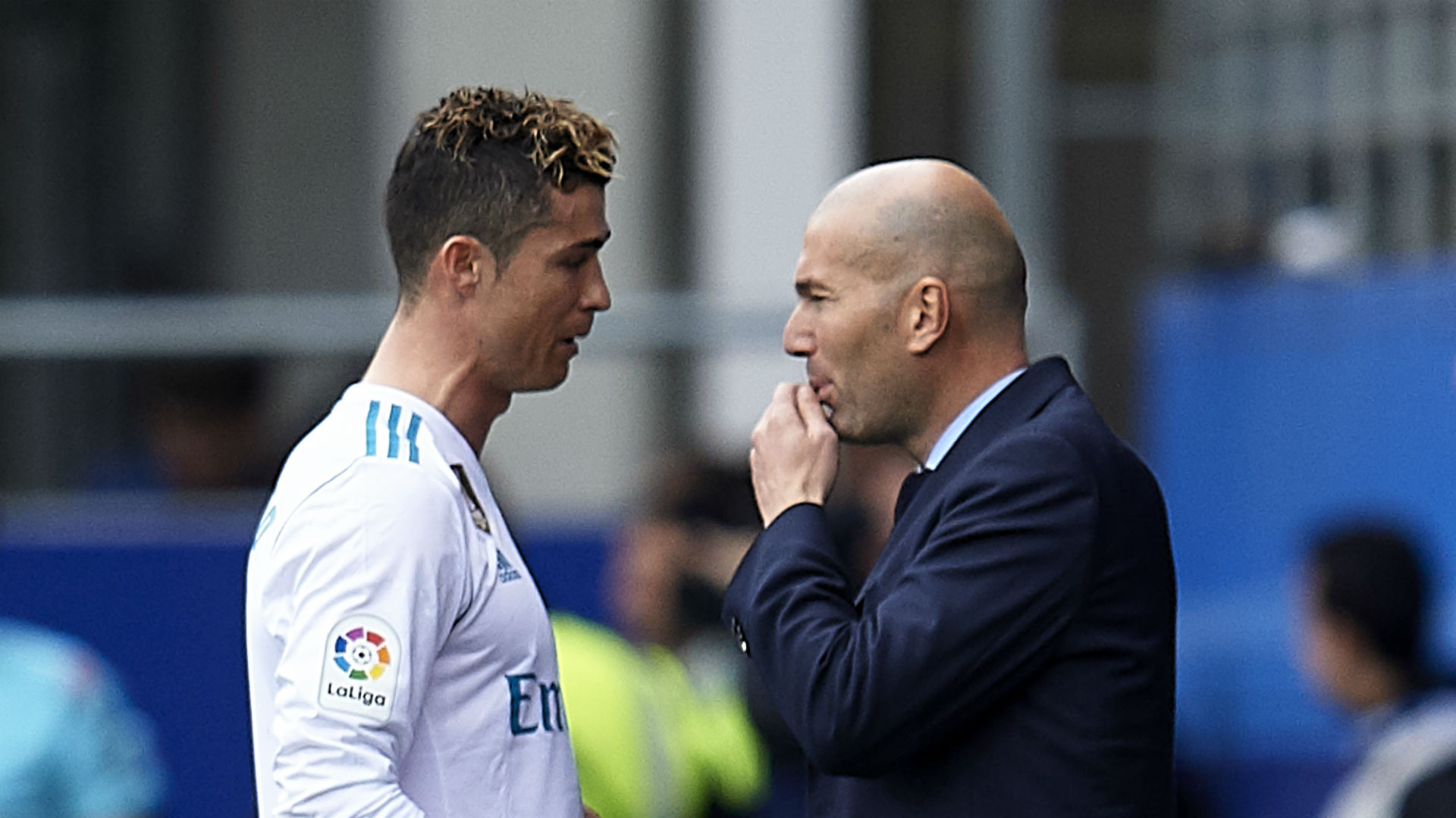 Zidane wanted to keep Ronaldo, claims former Real Madrid president Calderon