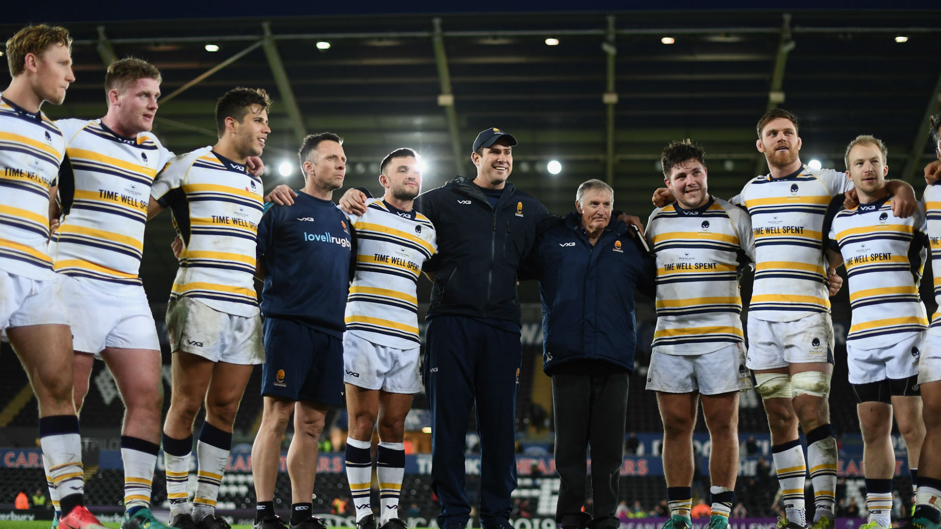 Worcester and Clermont reach Challenge Cup quarter-finals