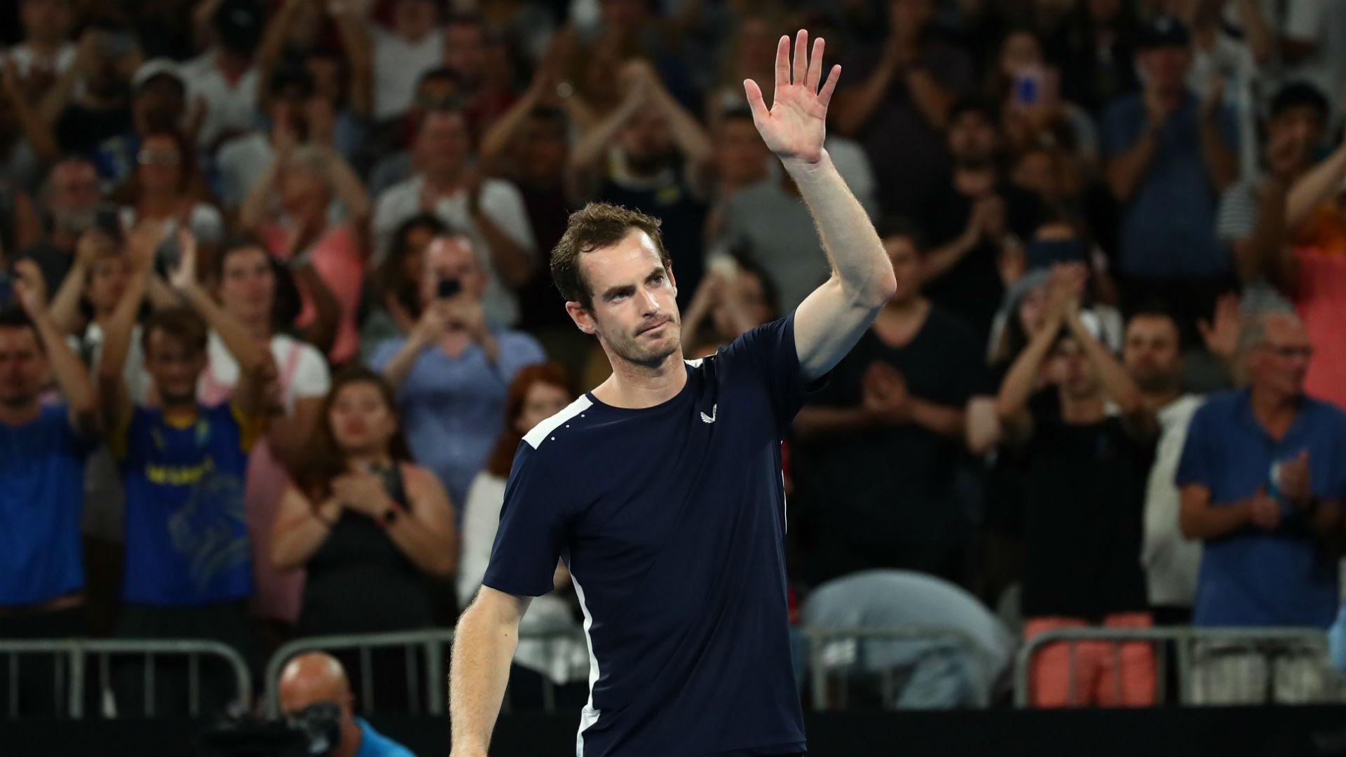 Thankful Murray leaves door ajar for Melbourne return