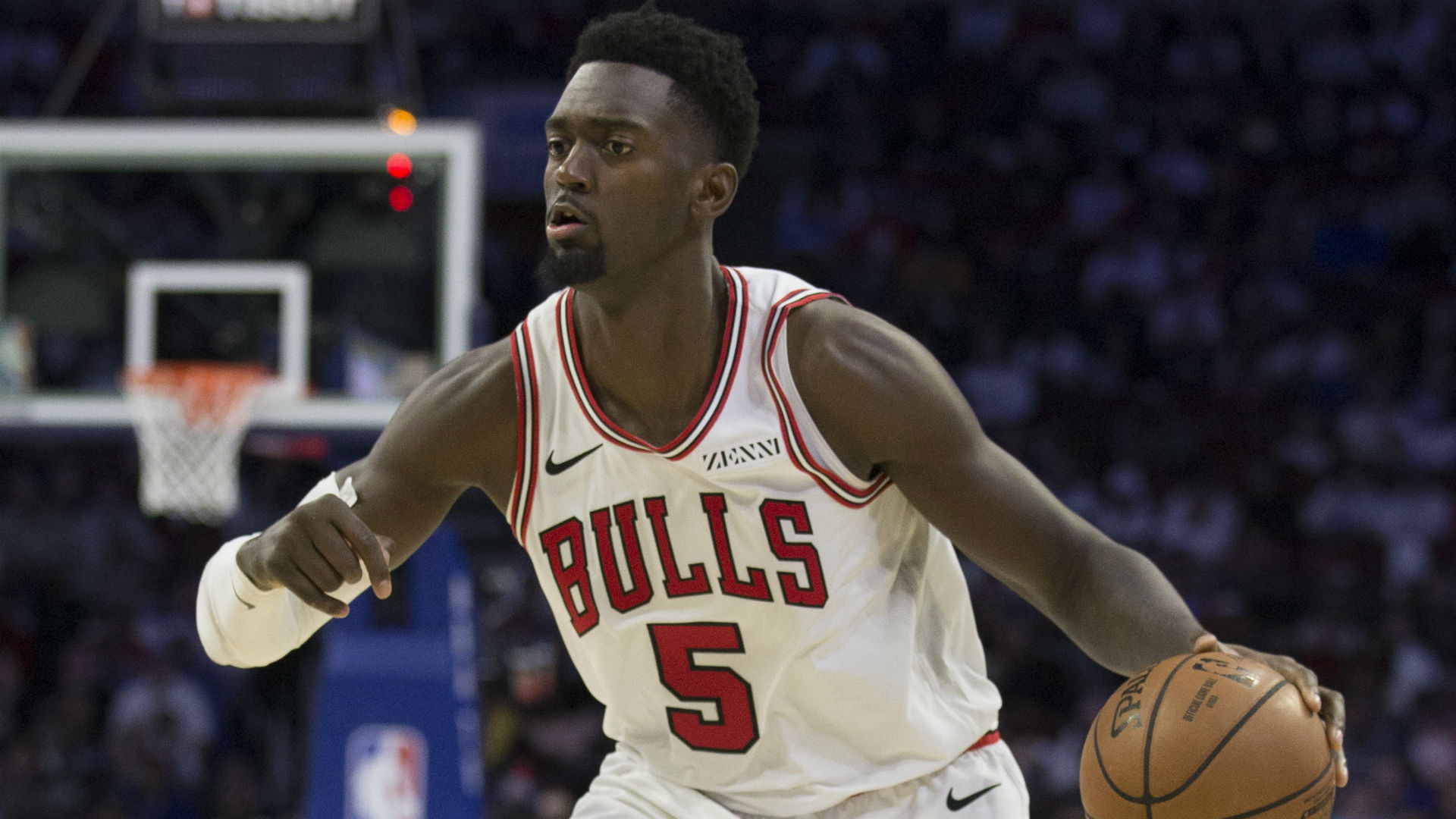 Bulls' Bobby Portis thinks Warriors' Kevin Durant injured him on purpose