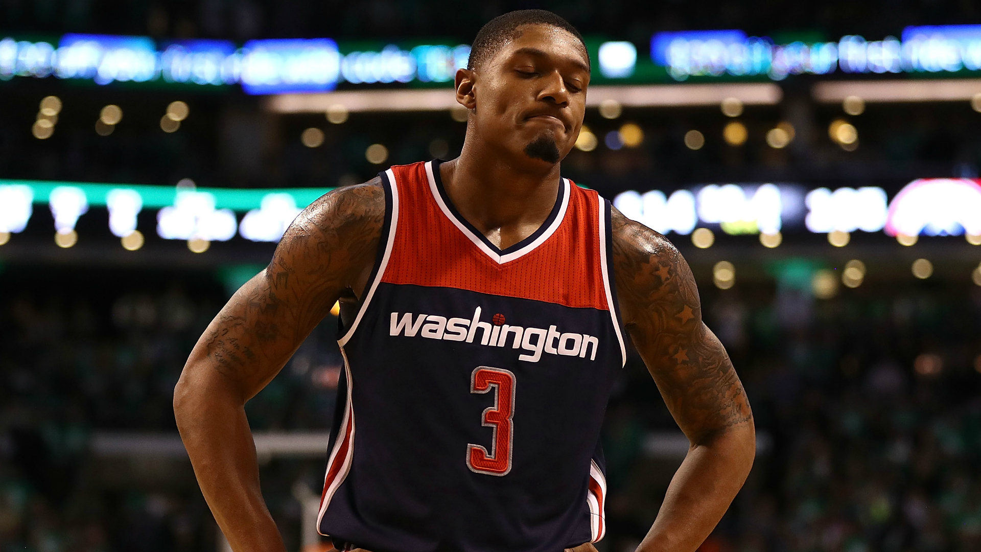 Beal joins exclusive club with second 40-point triple-double of season