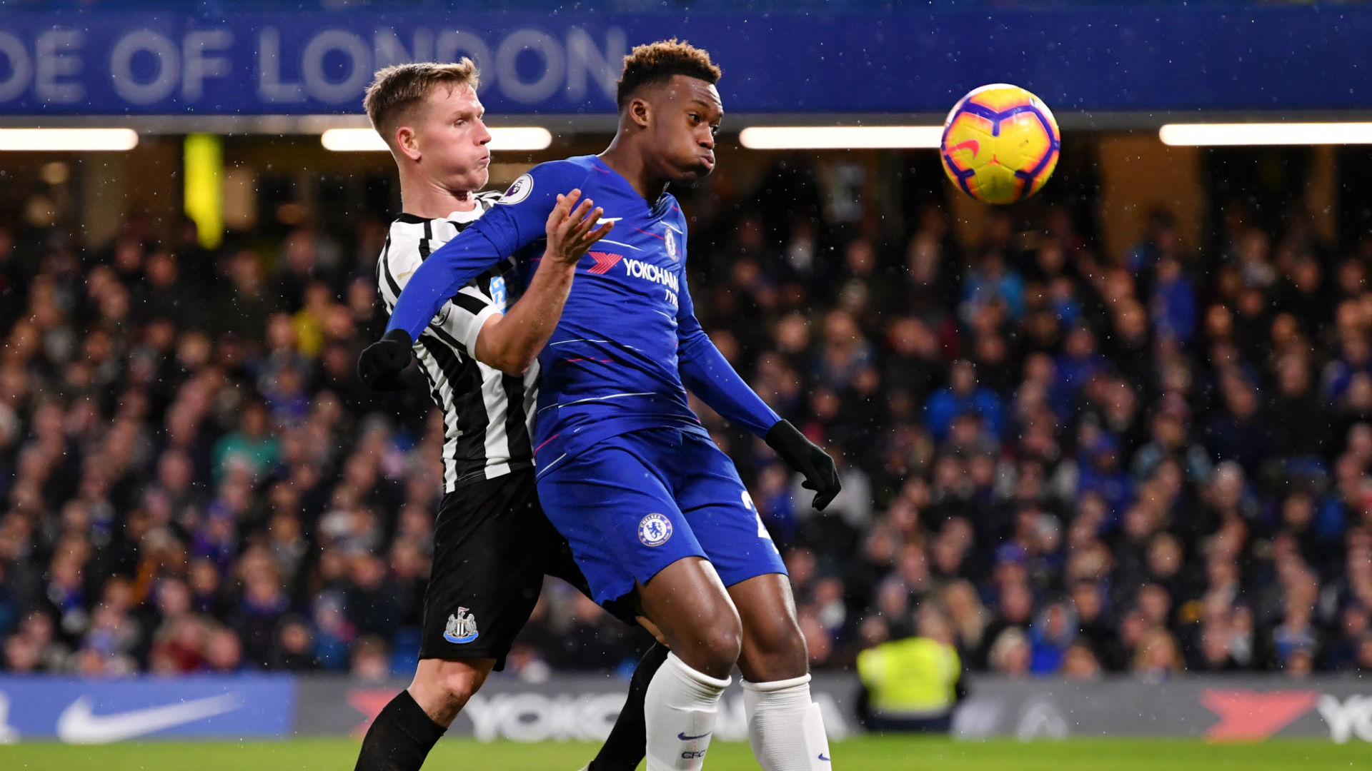 Hudson-Odoi will be at Chelsea's level soon, says Sarri