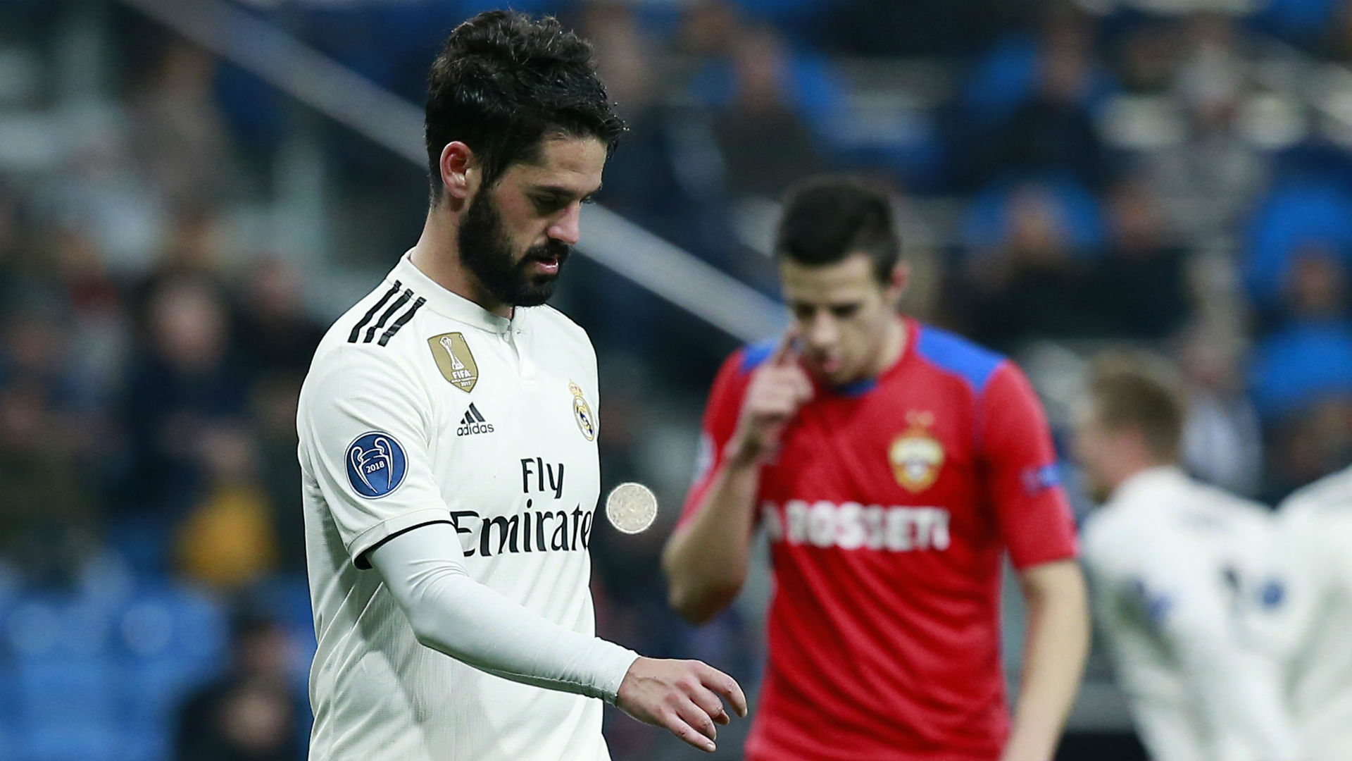 Valdano calls on Madrid and Isco to resolve differences