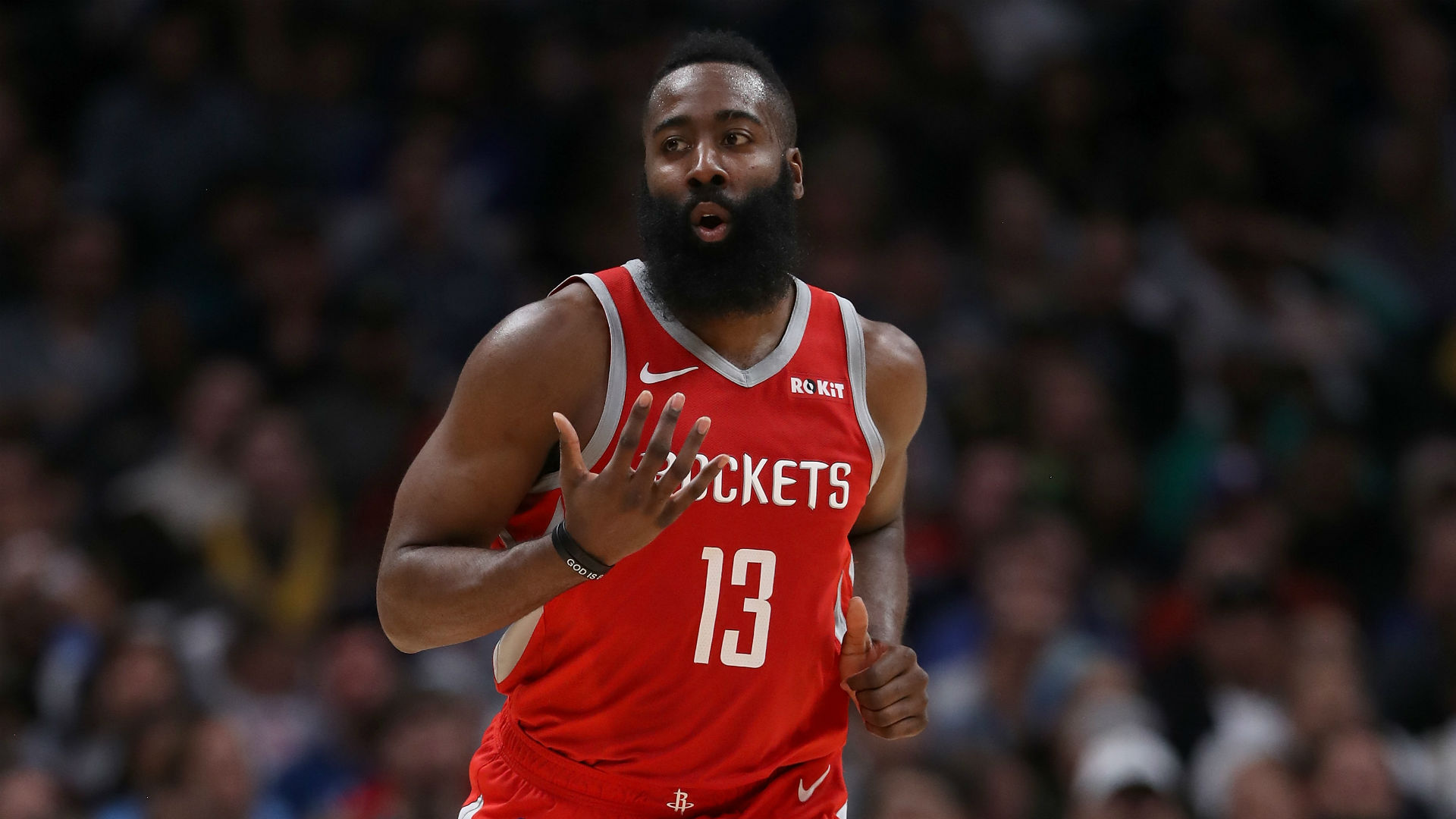 Rockets can't rely on 'superhuman' James Harden, Mike D'Antoni warns