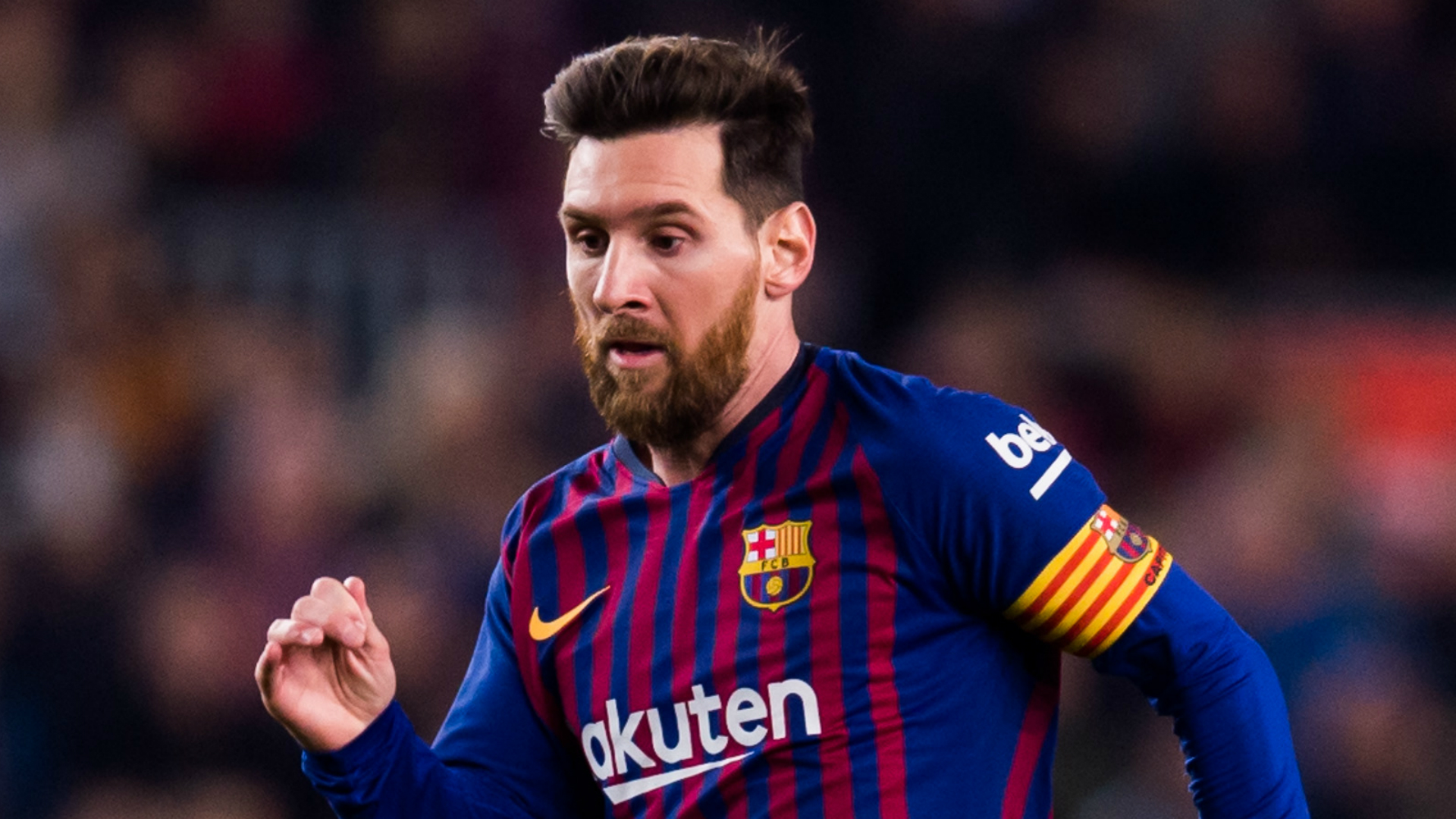 Messi hits 400th LaLiga goal